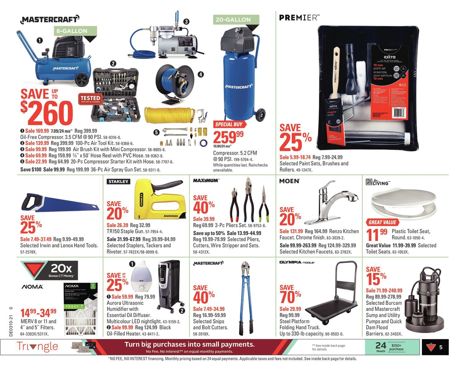 Canadian Tire - Weekly Flyer Specials - Page 9