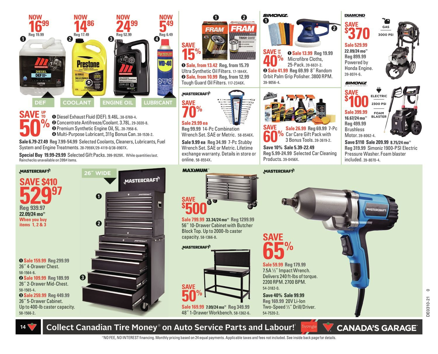 Canadian Tire - Weekly Flyer Specials - Page 20