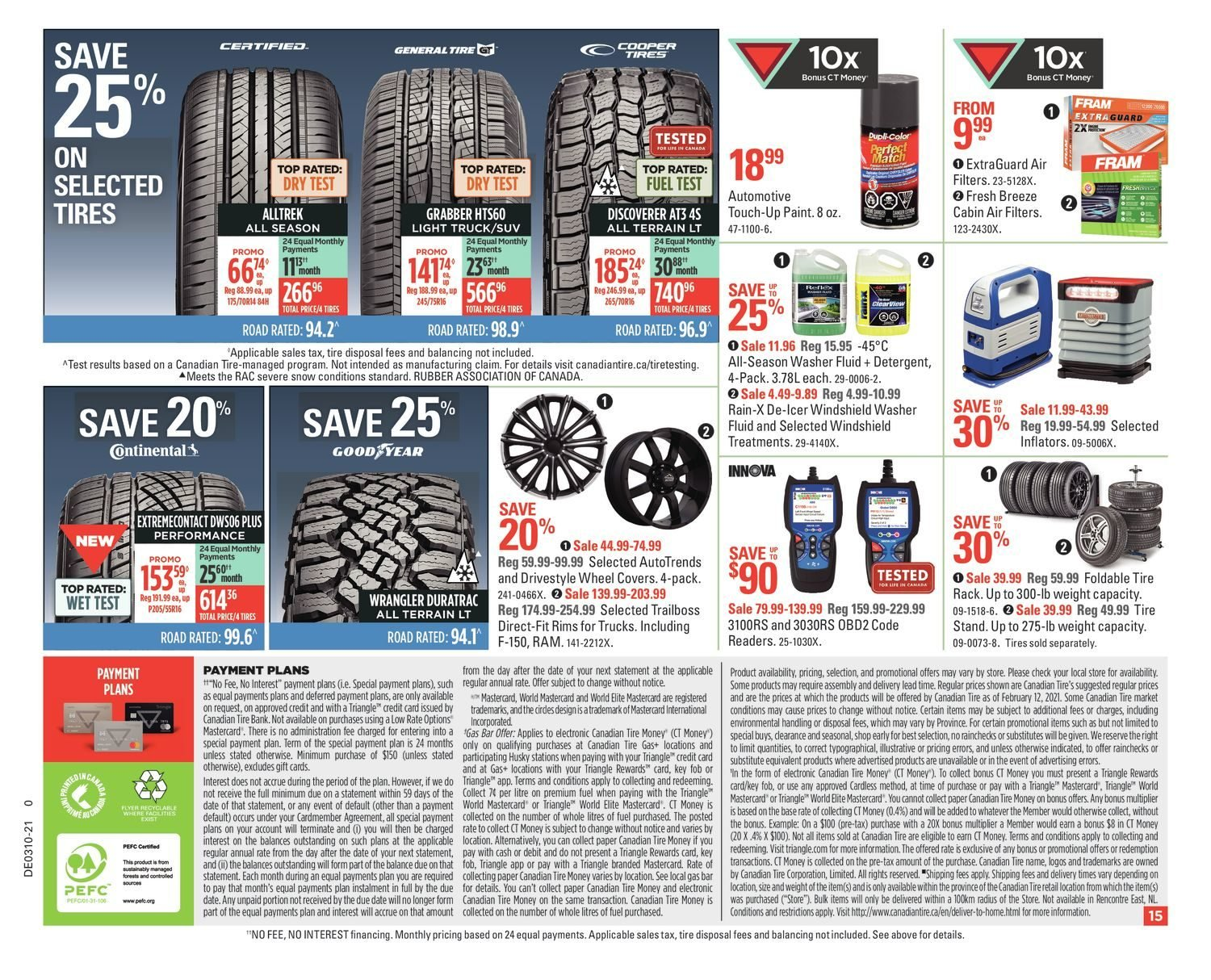 Canadian Tire - Weekly Flyer Specials - Page 21
