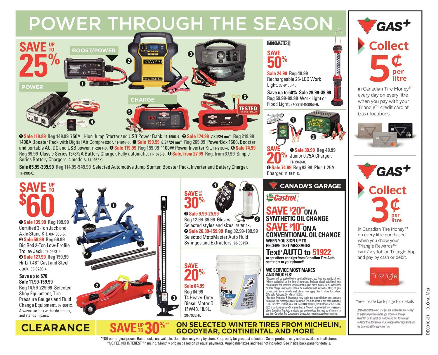 Canadian Tire - Weekly Flyer Specials - Page 22
