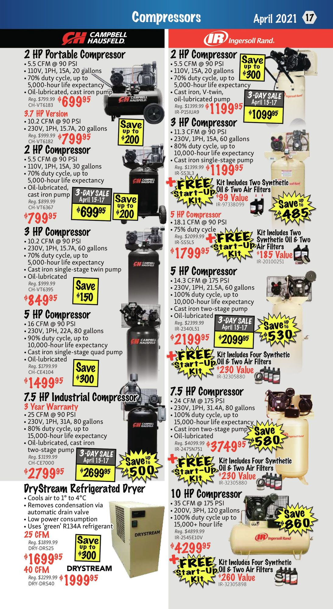KMS Tools - Hand Tools, Air Tools & Compressor Sale - Page 17