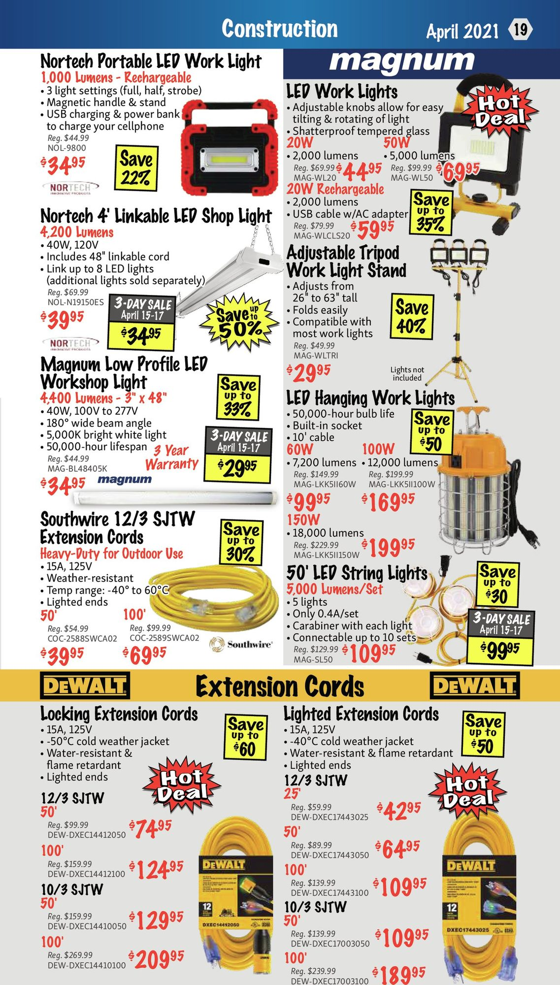 KMS Tools - Hand Tools, Air Tools & Compressor Sale - Page 19