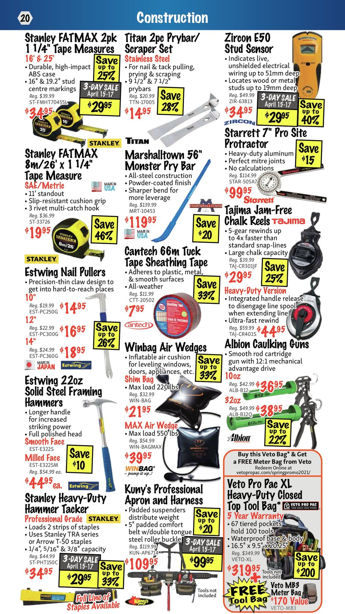 KMS Tools - Hand Tools, Air Tools & Compressor Sale - Page 20