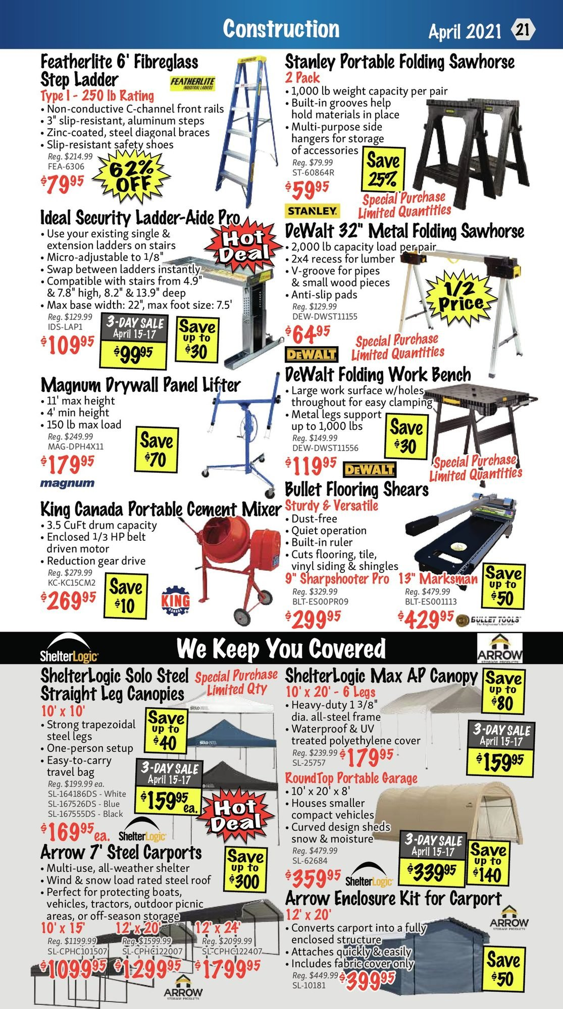 KMS Tools - Hand Tools, Air Tools & Compressor Sale - Page 21