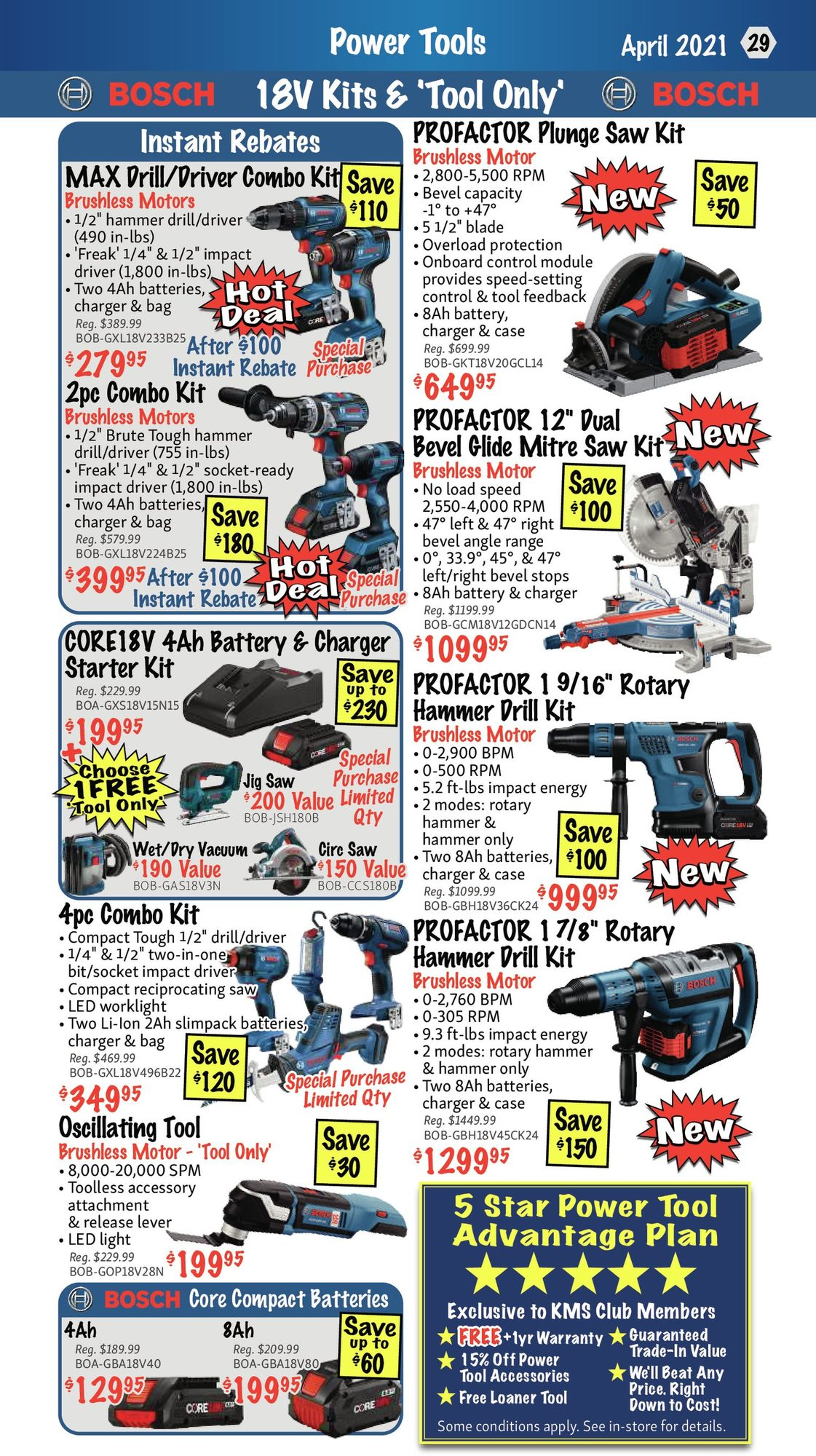 KMS Tools - Hand Tools, Air Tools & Compressor Sale - Page 29