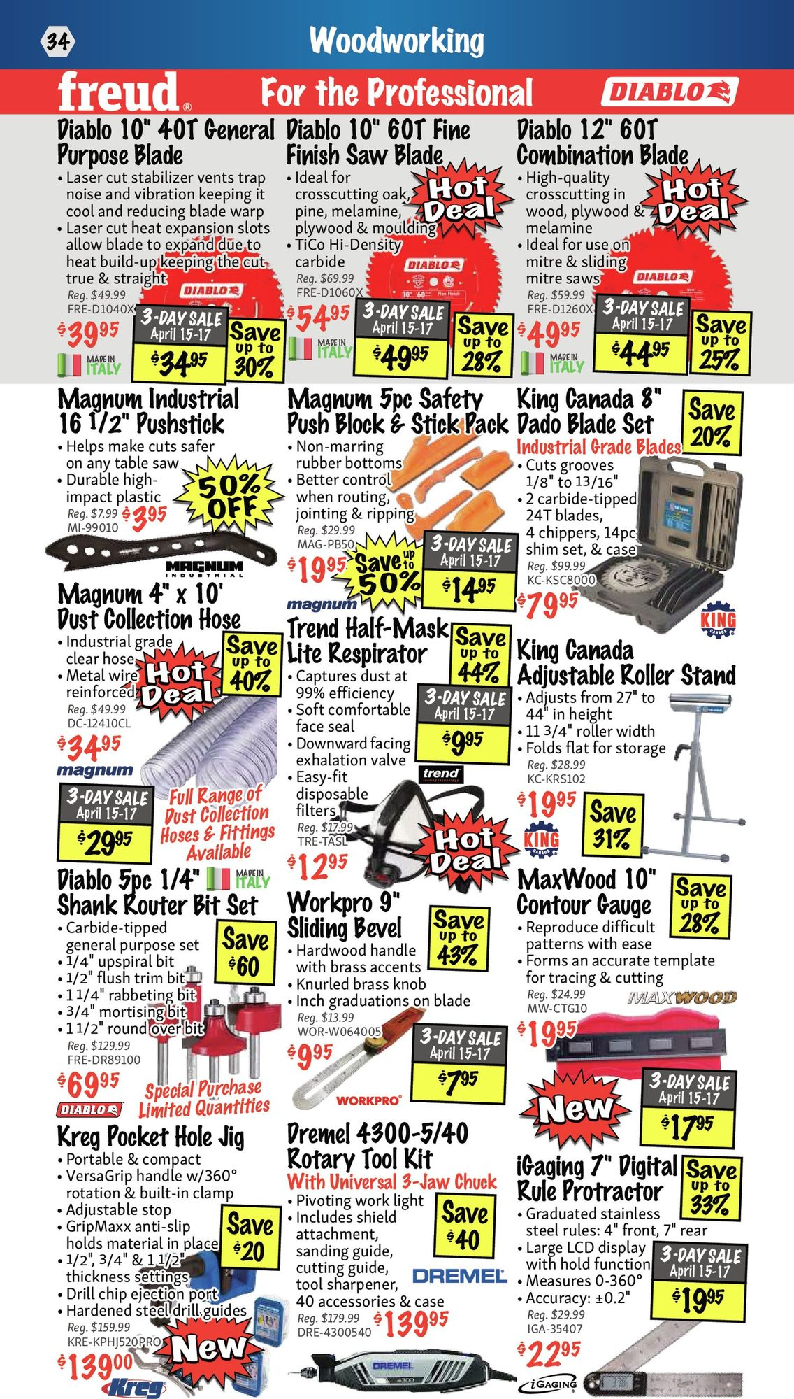 KMS Tools - Hand Tools, Air Tools & Compressor Sale - Page 34