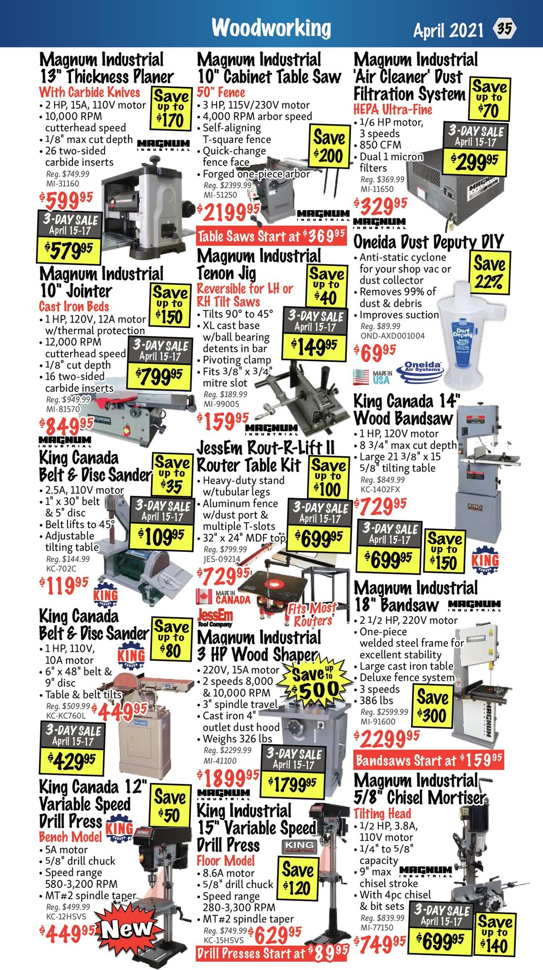 KMS Tools - Hand Tools, Air Tools & Compressor Sale - Page 35