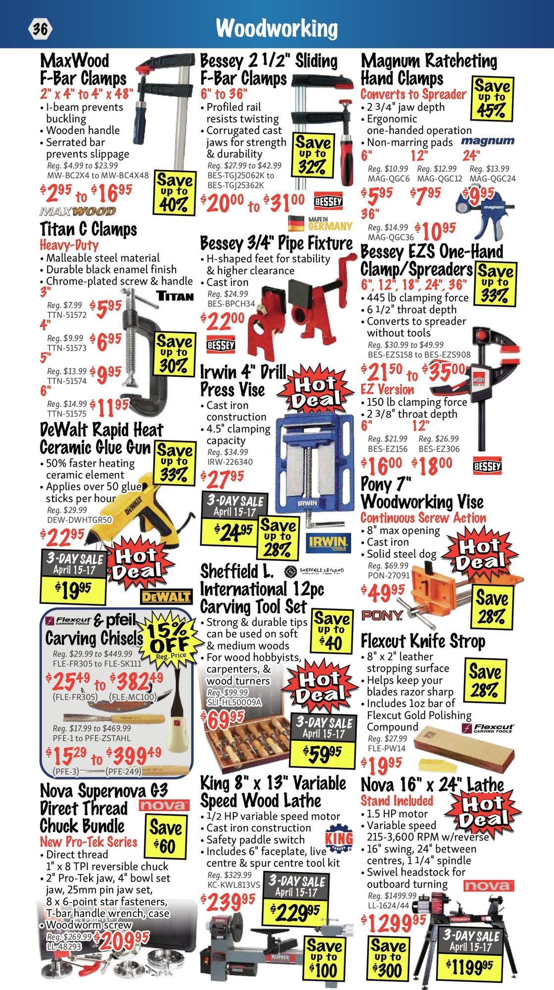 KMS Tools - Hand Tools, Air Tools & Compressor Sale - Page 36