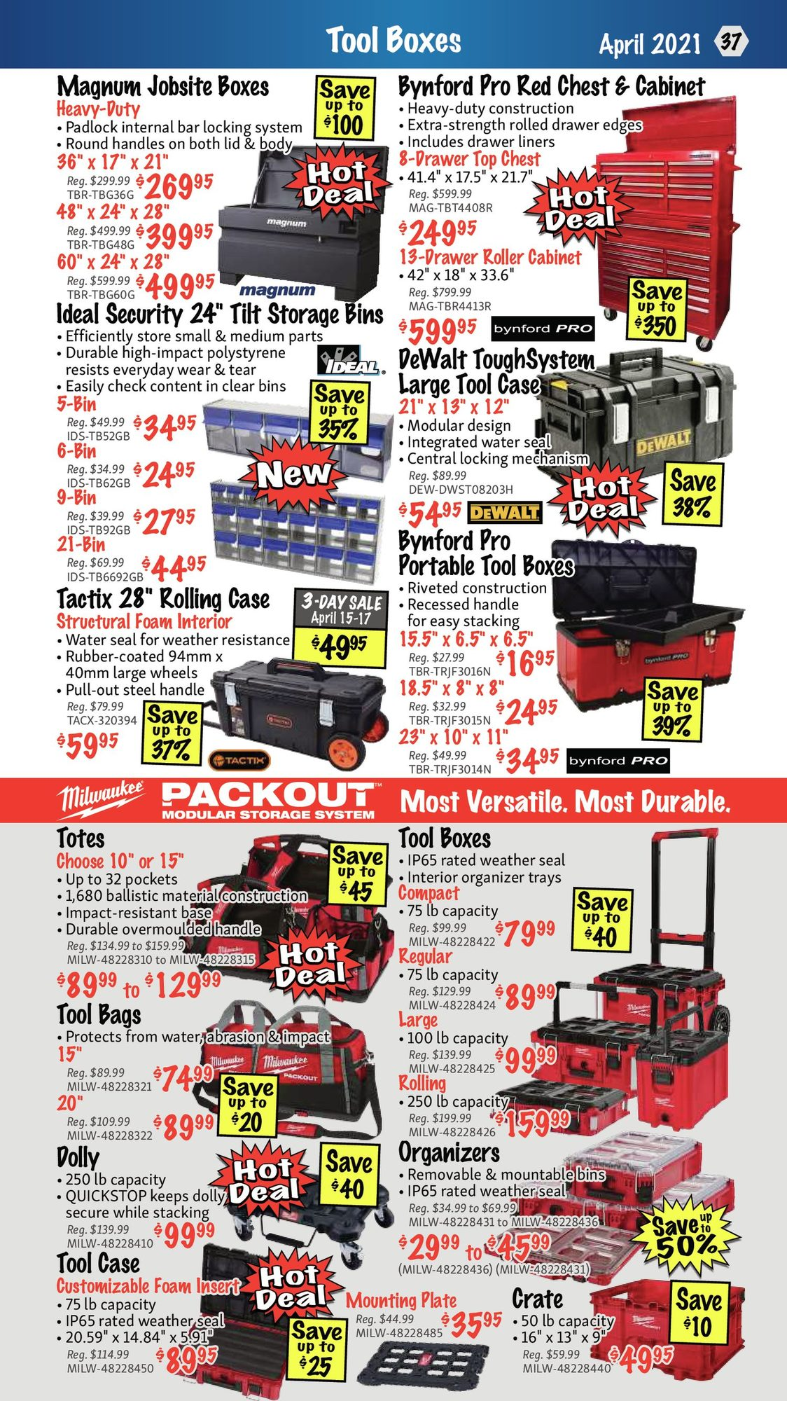 KMS Tools - Hand Tools, Air Tools & Compressor Sale - Page 37