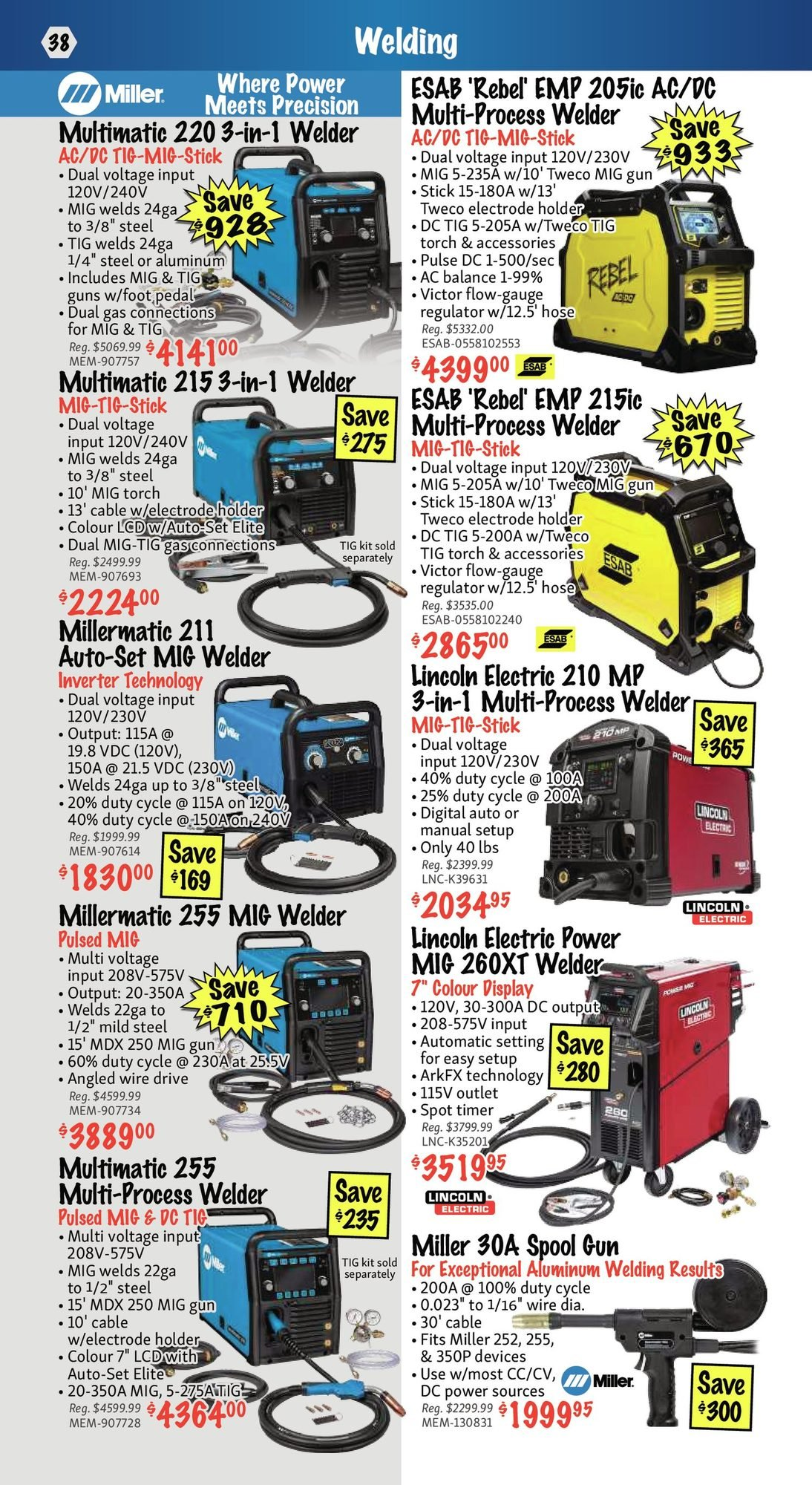 KMS Tools - Hand Tools, Air Tools & Compressor Sale - Page 38