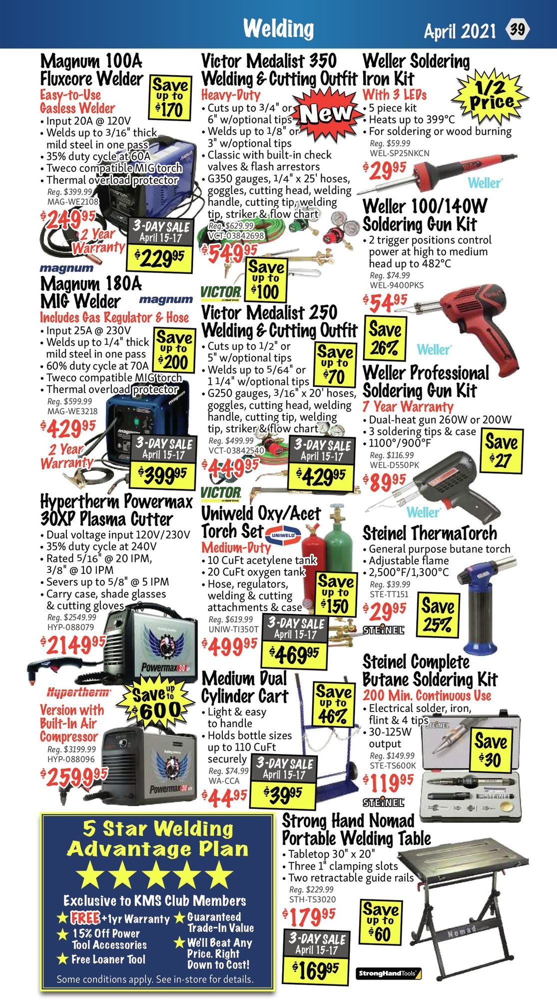 KMS Tools - Hand Tools, Air Tools & Compressor Sale - Page 39