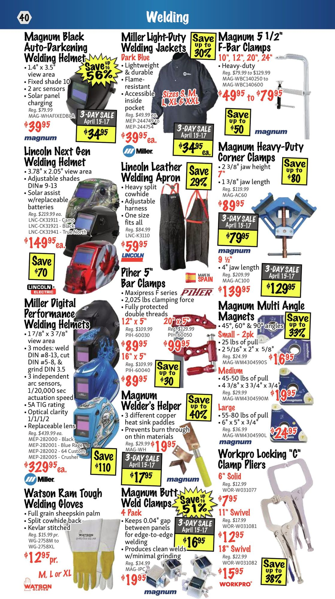 KMS Tools - Hand Tools, Air Tools & Compressor Sale - Page 40