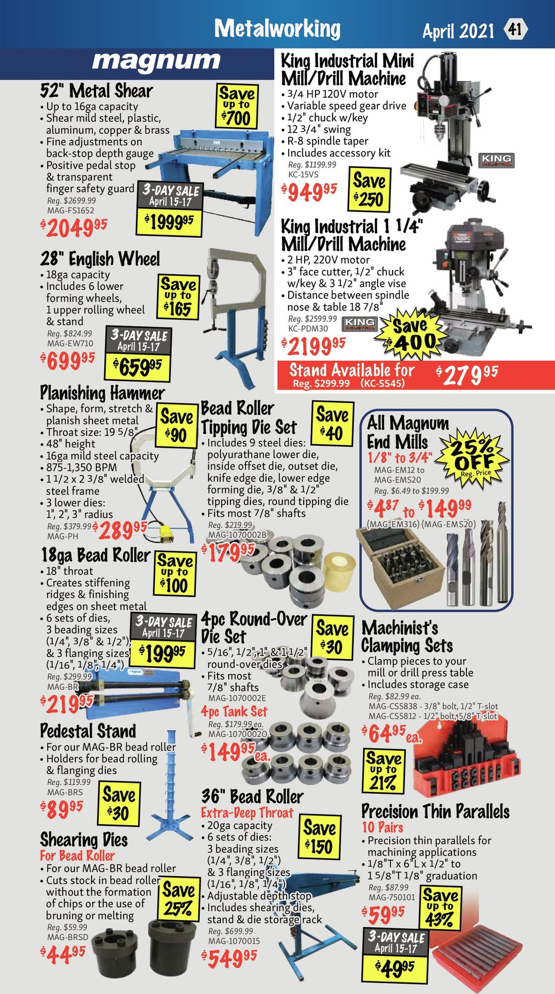 KMS Tools - Hand Tools, Air Tools & Compressor Sale - Page 41