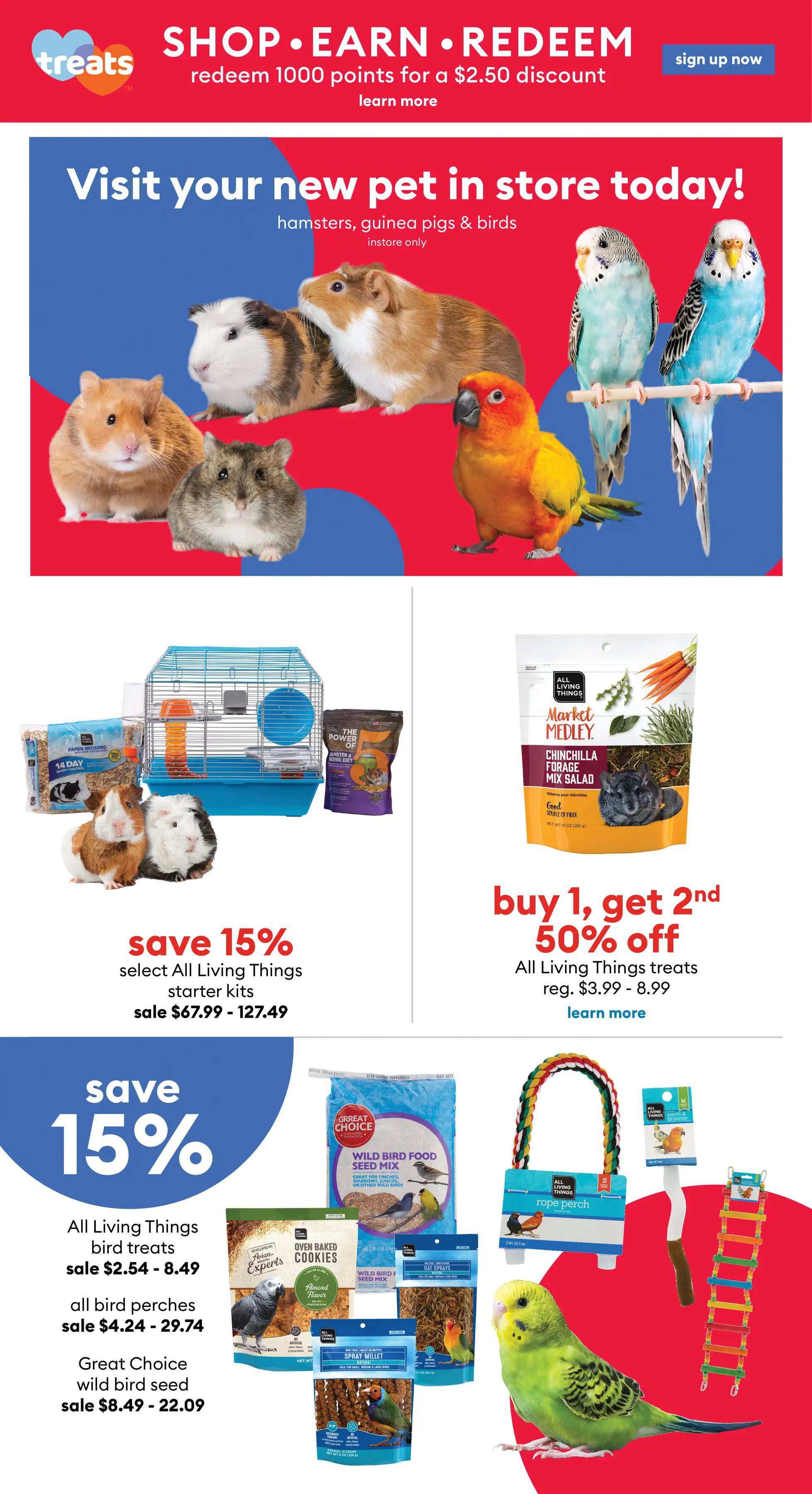 PetSmart - Monthly Savings - Page 2