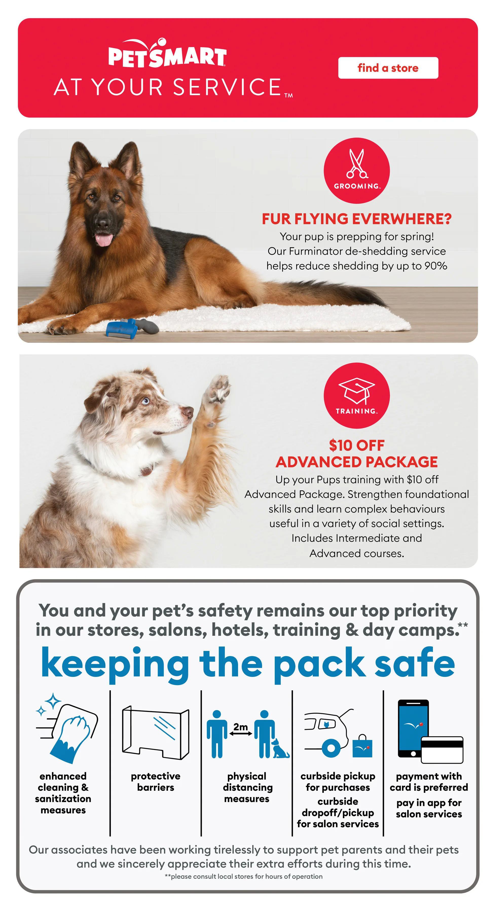 PetSmart - Monthly Savings - Page 14