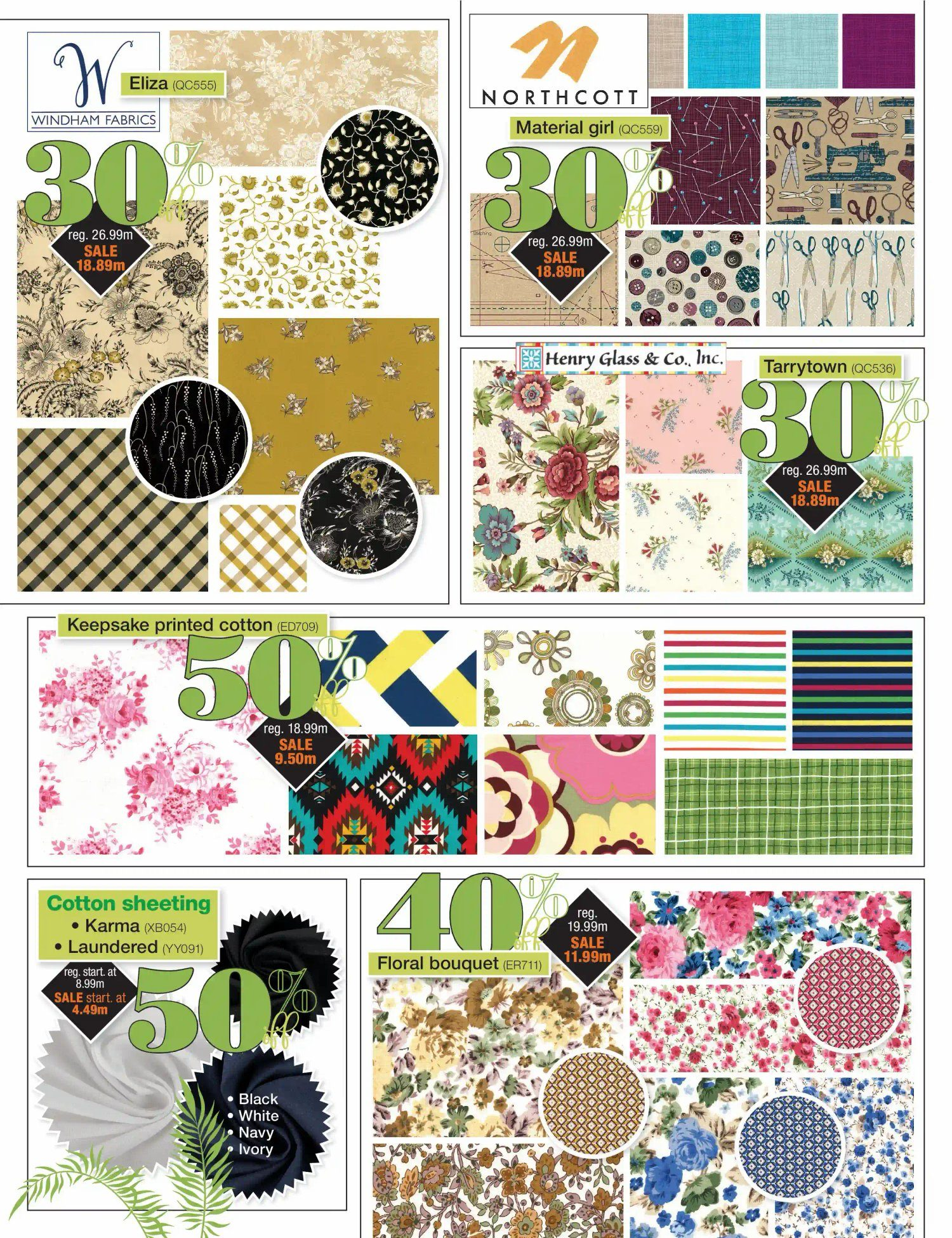 Fabricville - Club Elite Members Only - Page 6