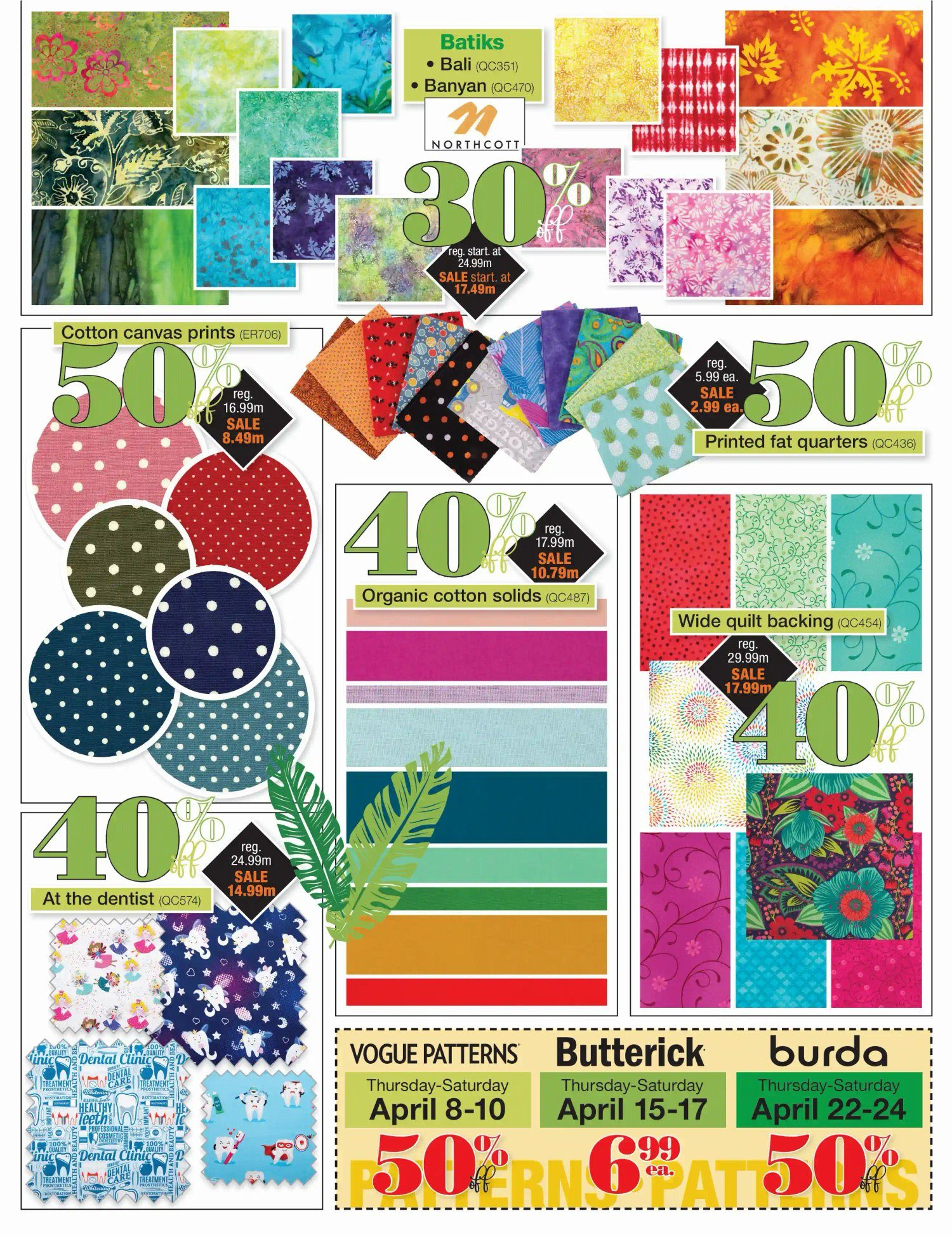Fabricville - Club Elite Members Only - Page 8