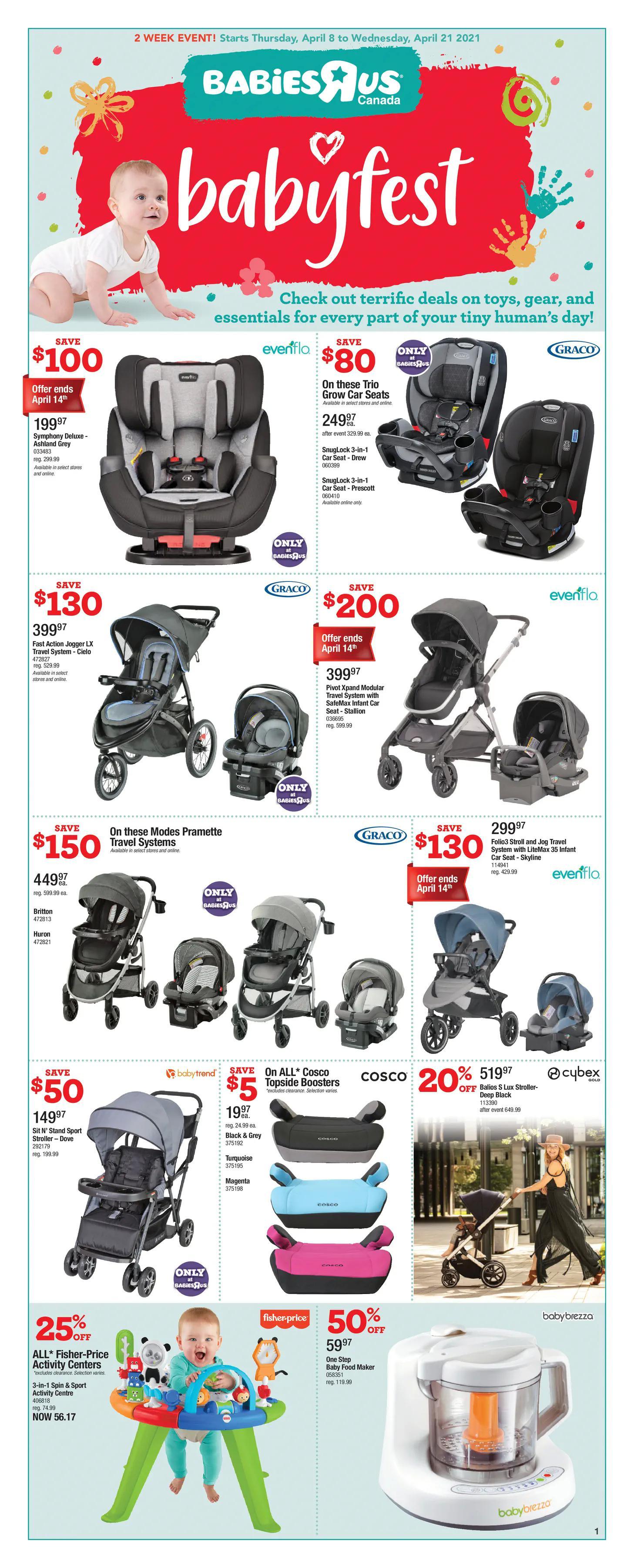 """Babies""""R""""Us - 2 Weeks of Savings"""