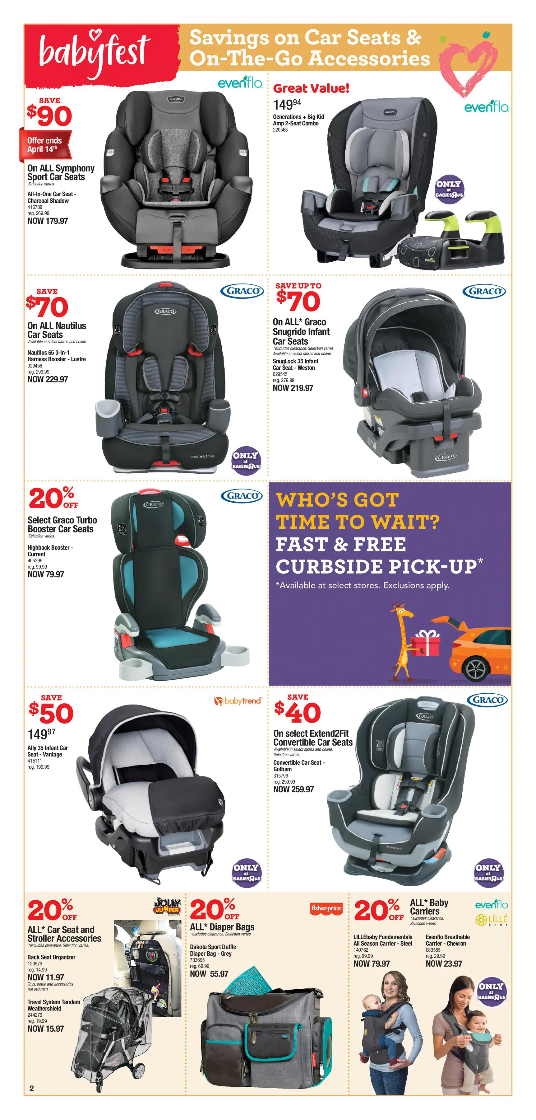 """Babies""""R""""Us - 2 Weeks of Savings - Page 2"""