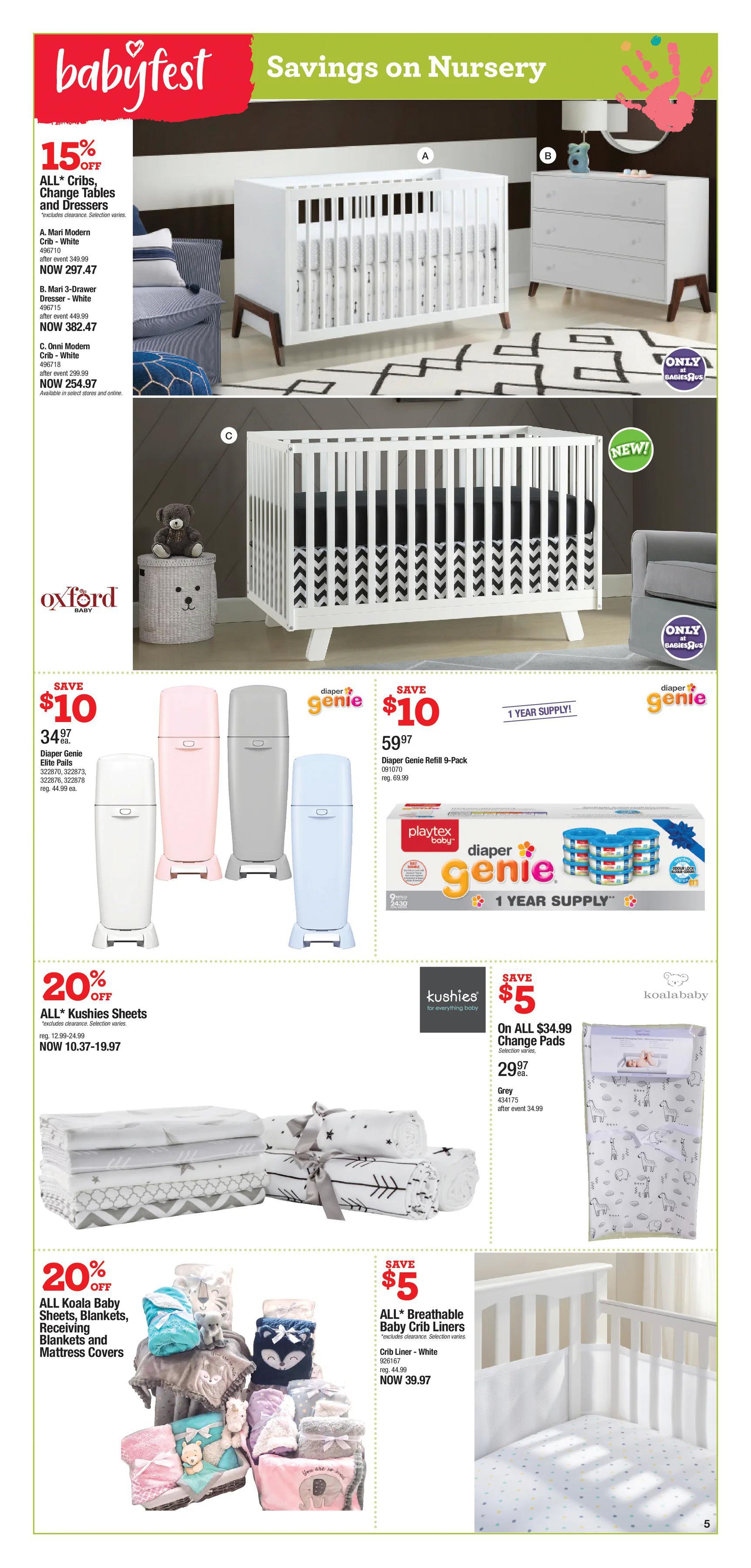 """Babies""""R""""Us - 2 Weeks of Savings - Page 5"""