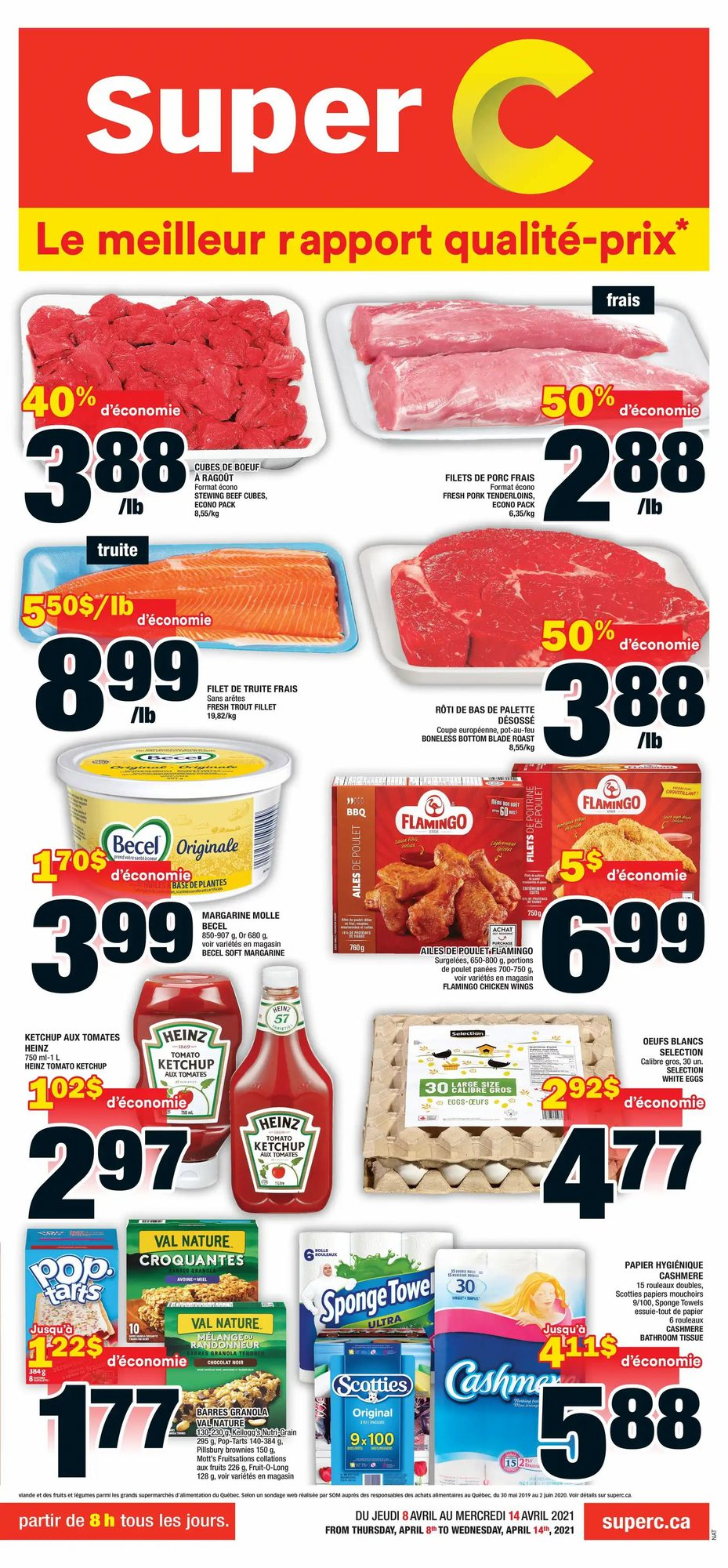 Super C - Weekly Flyer Specials