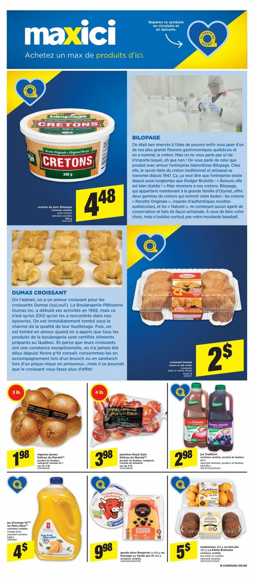 Maxi - Weekly Flyer Specials - Page 2
