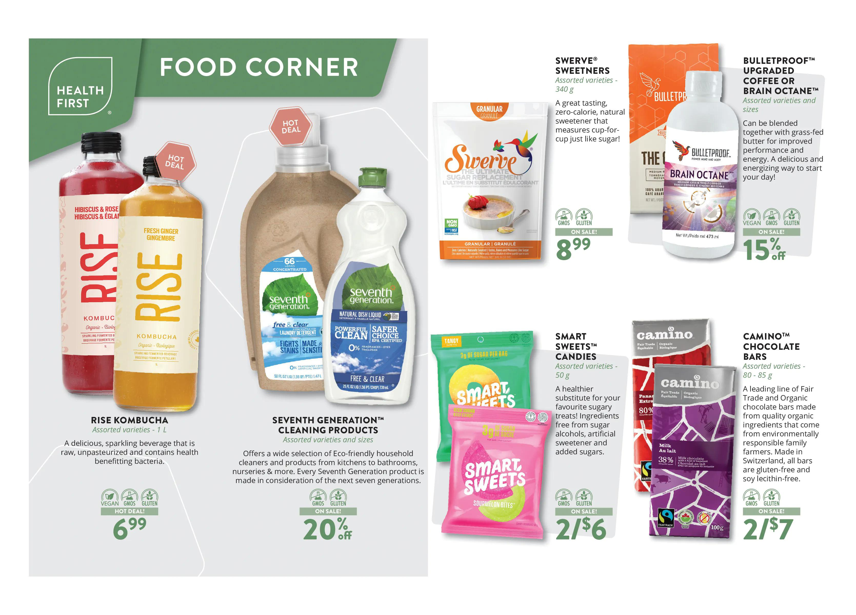 Vita Health Fresh Market Flyer from april 2 to 18 2021 - Page 3
