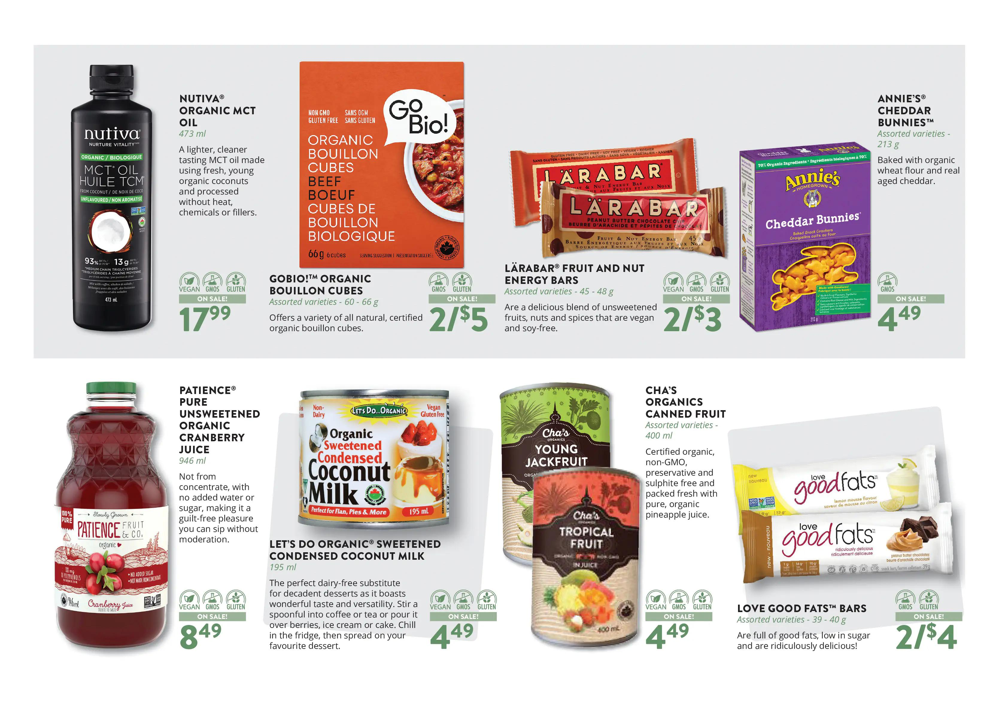 Vita Health Fresh Market Flyer from april 2 to 18 2021 - Page 5