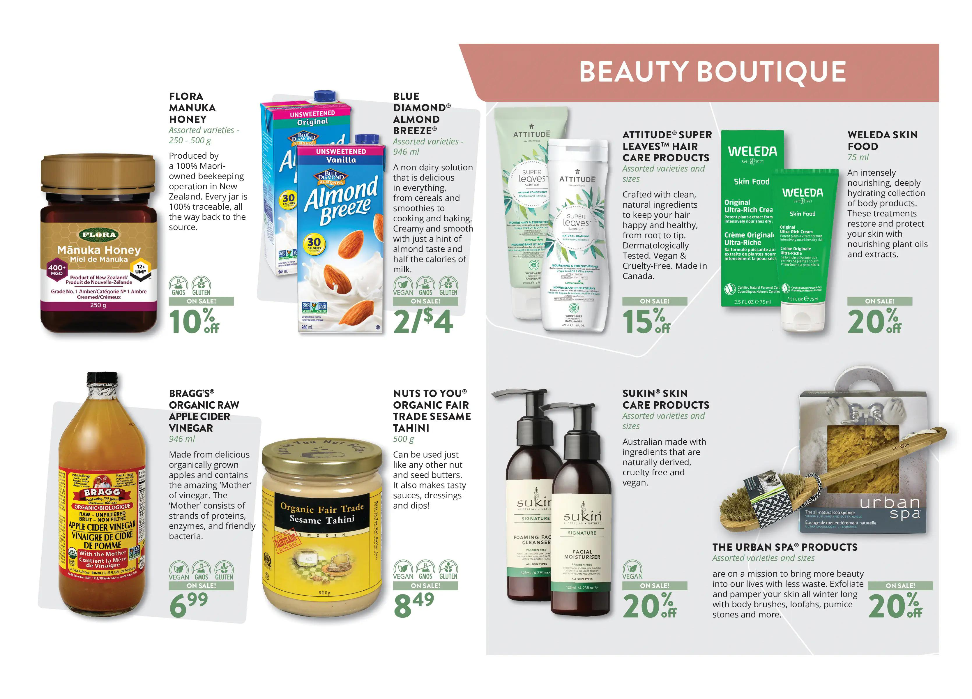 Vita Health Fresh Market Flyer from april 2 to 18 2021 - Page 6