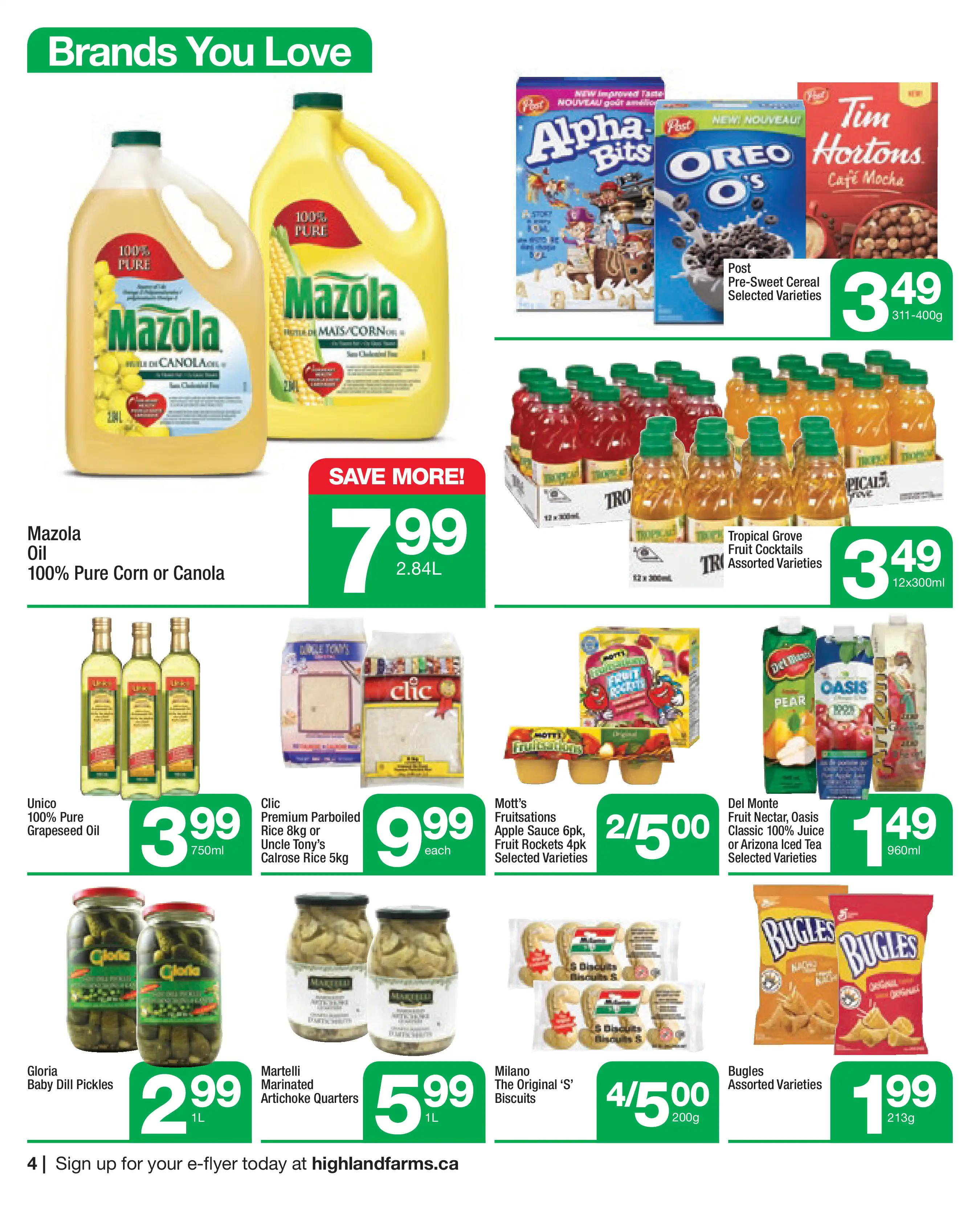 Highland Farms - Weekly Flyer Specials - Page 4