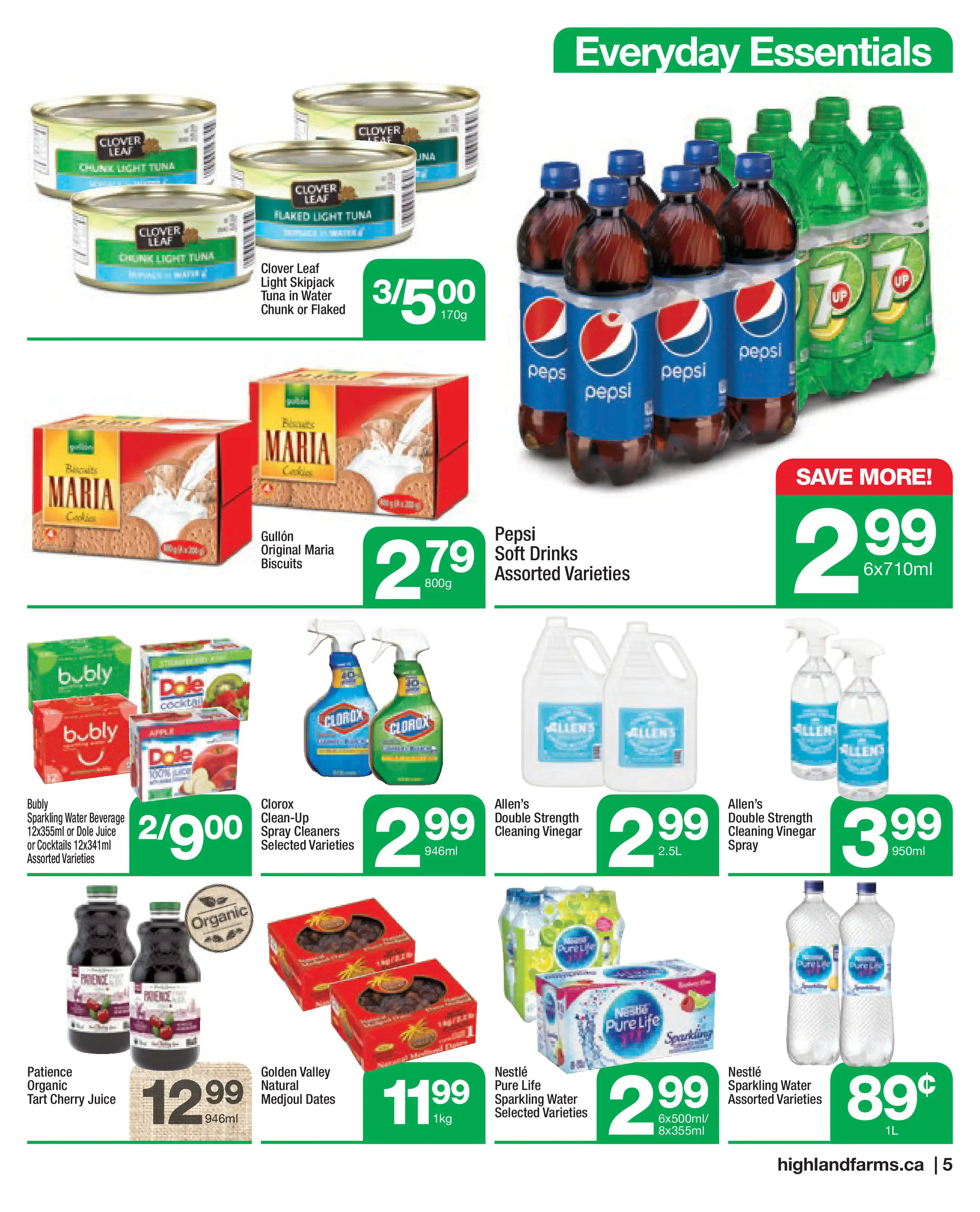 Highland Farms - Weekly Flyer Specials - Page 5