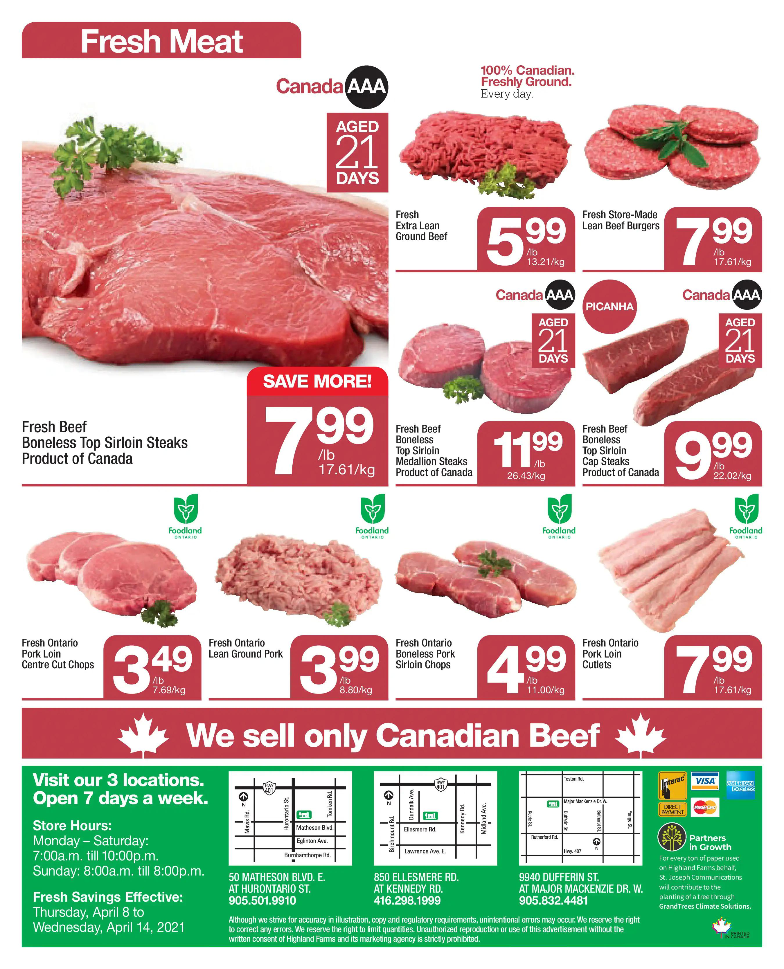 Highland Farms - Weekly Flyer Specials - Page 8