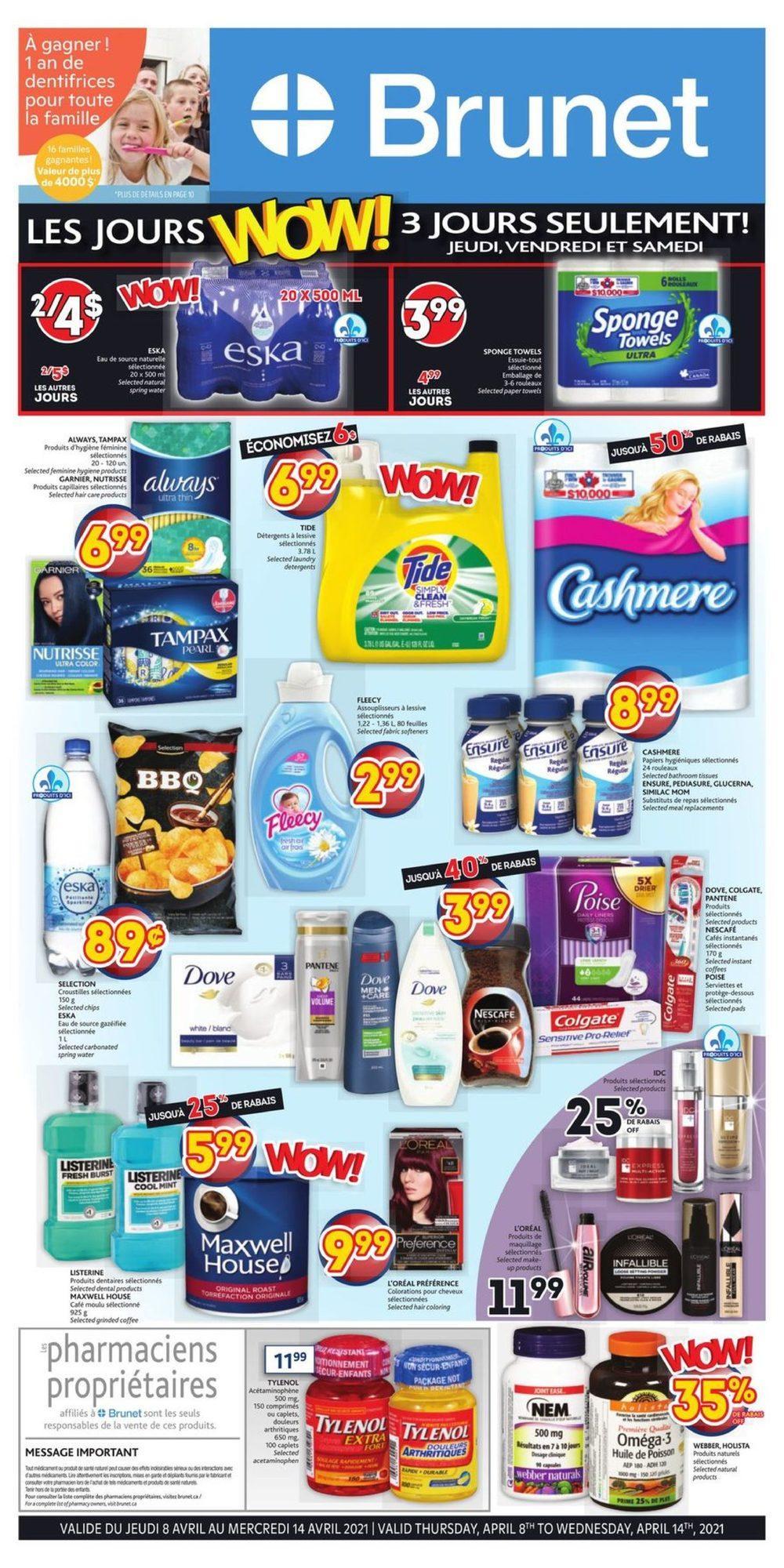 Brunet - Weekly Flyer Specials