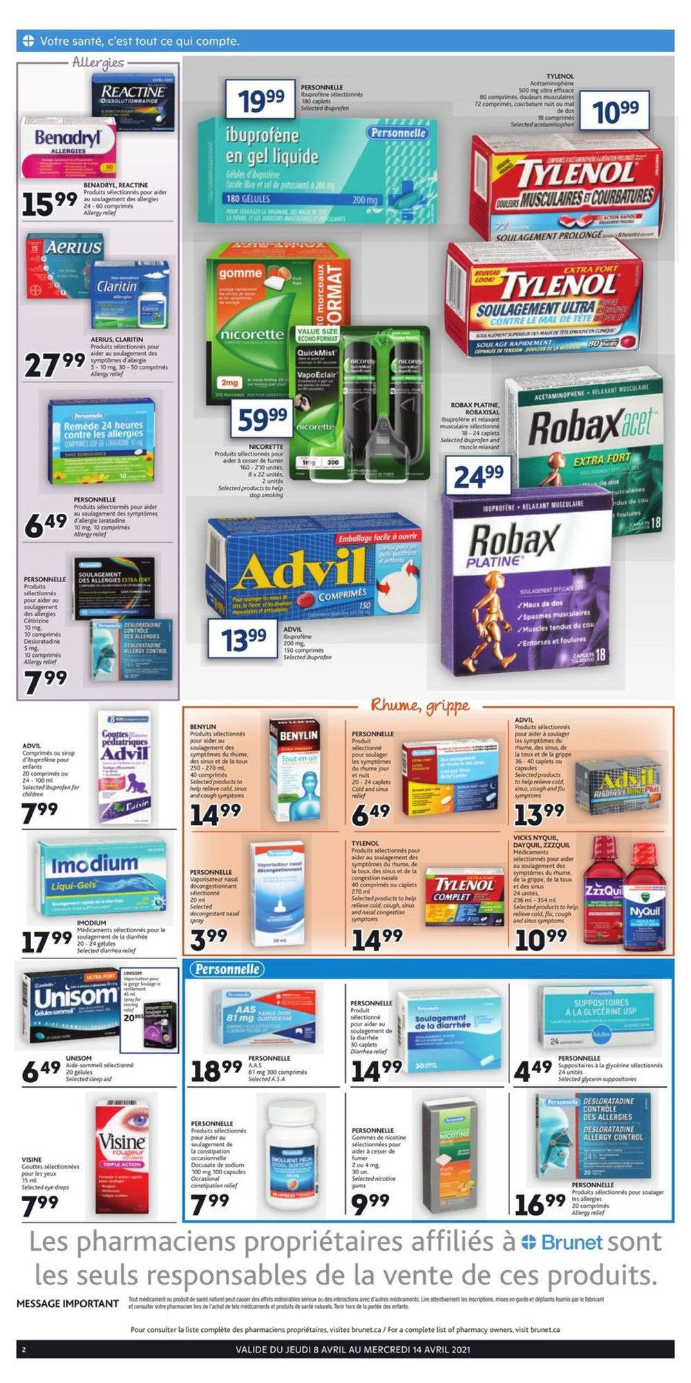 Brunet - Weekly Flyer Specials - Page 2