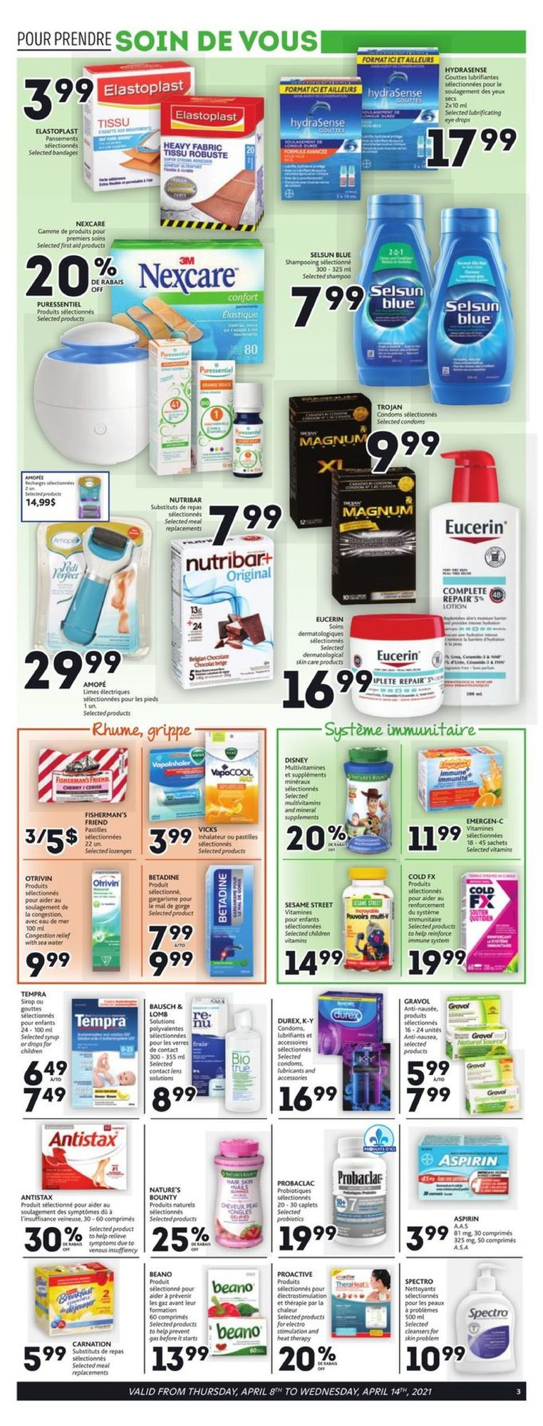 Brunet - Weekly Flyer Specials - Page 3