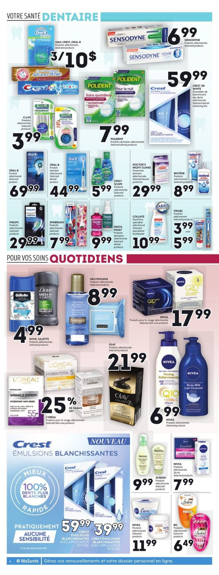 Brunet - Weekly Flyer Specials - Page 4