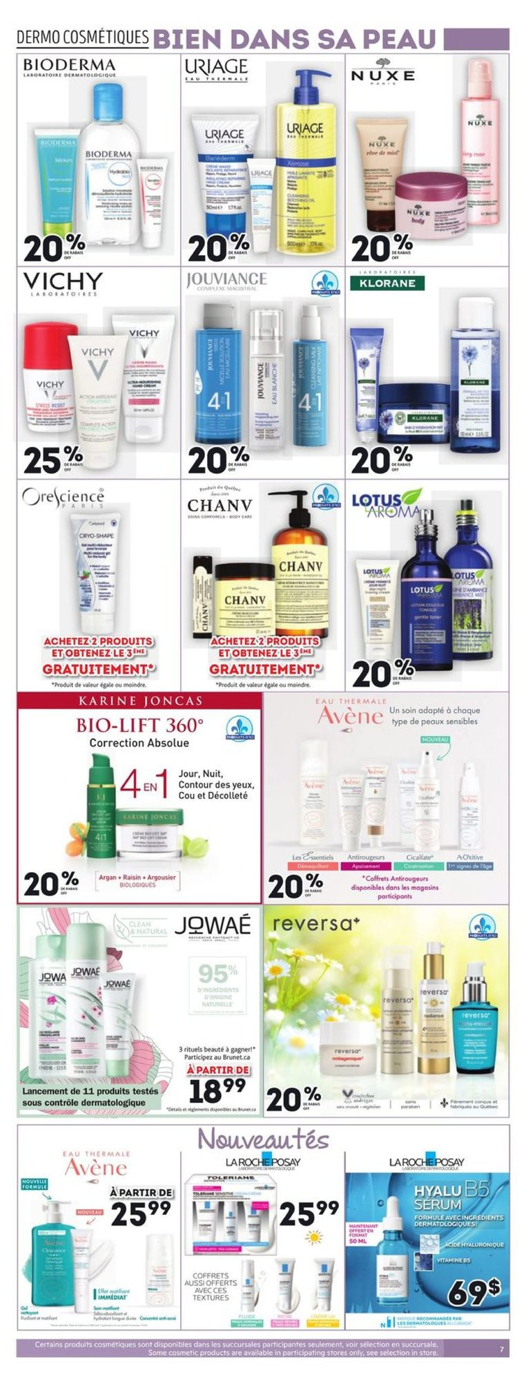 Brunet - Weekly Flyer Specials - Page 7