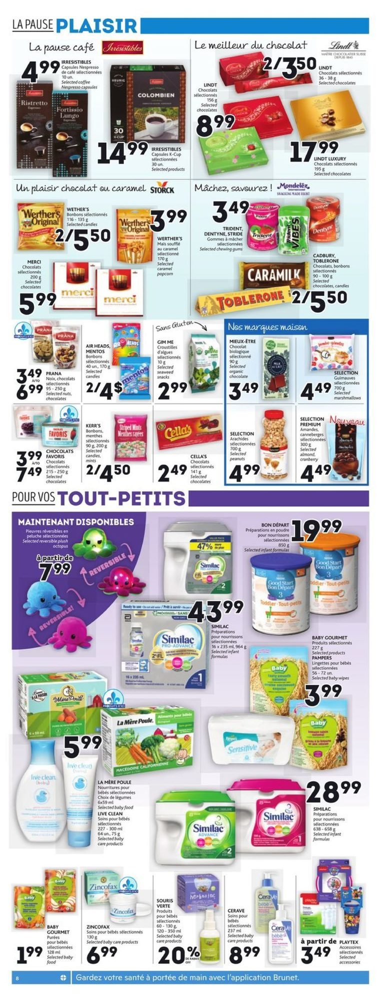 Brunet - Weekly Flyer Specials - Page 8