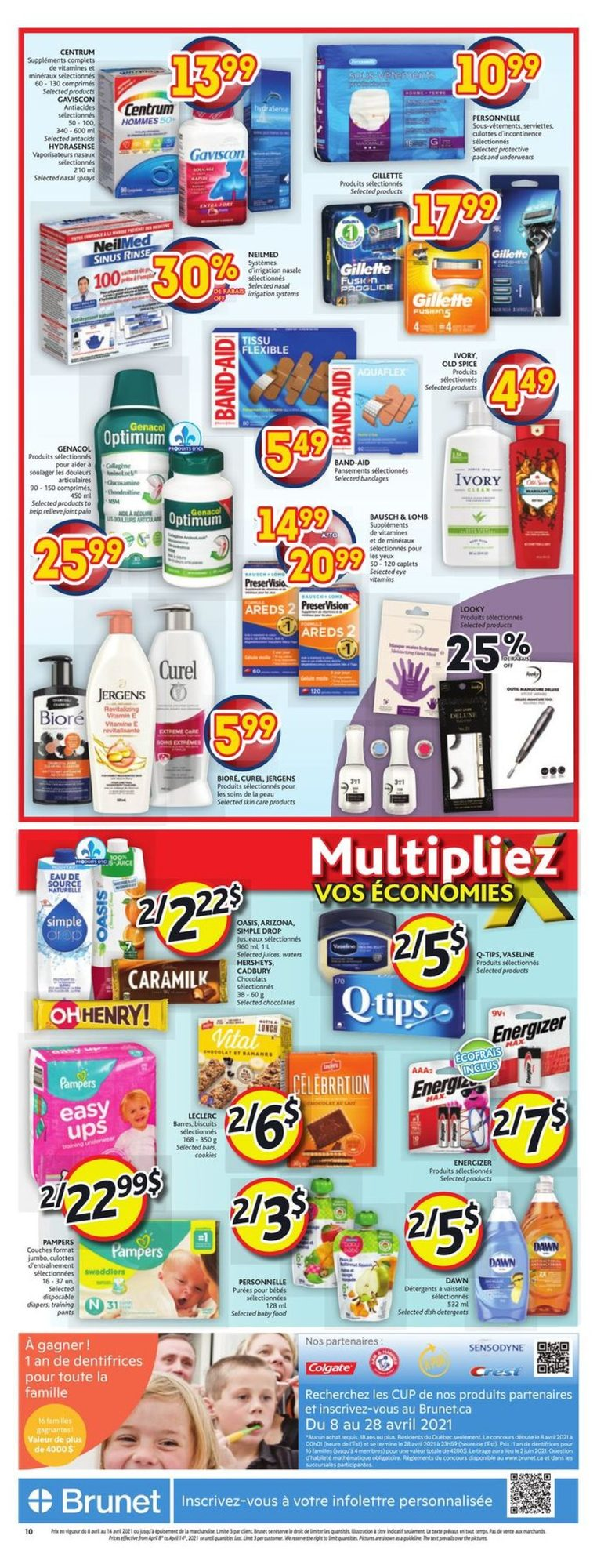 Brunet - Weekly Flyer Specials - Page 10