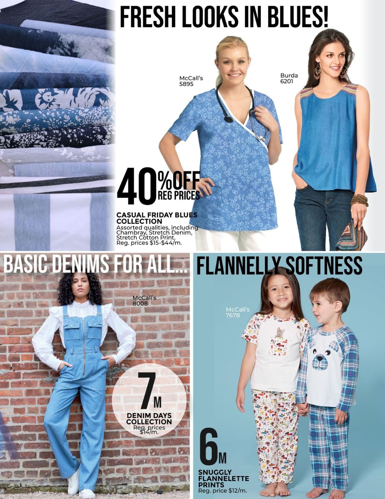 Fabricland - Monthly Offers - 53rd Birthday Sale - Page 4