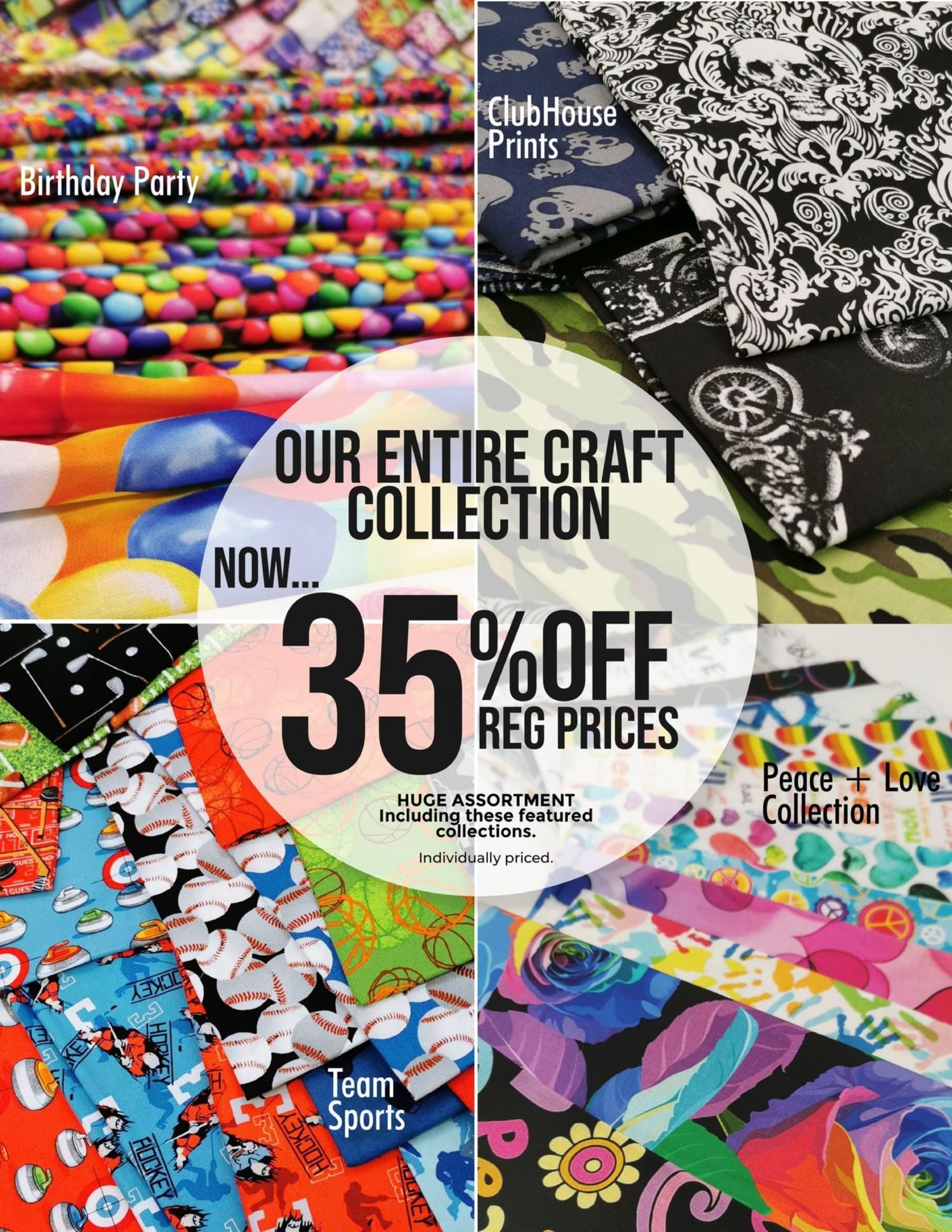 Fabricland - Monthly Offers - 53rd Birthday Sale - Page 5