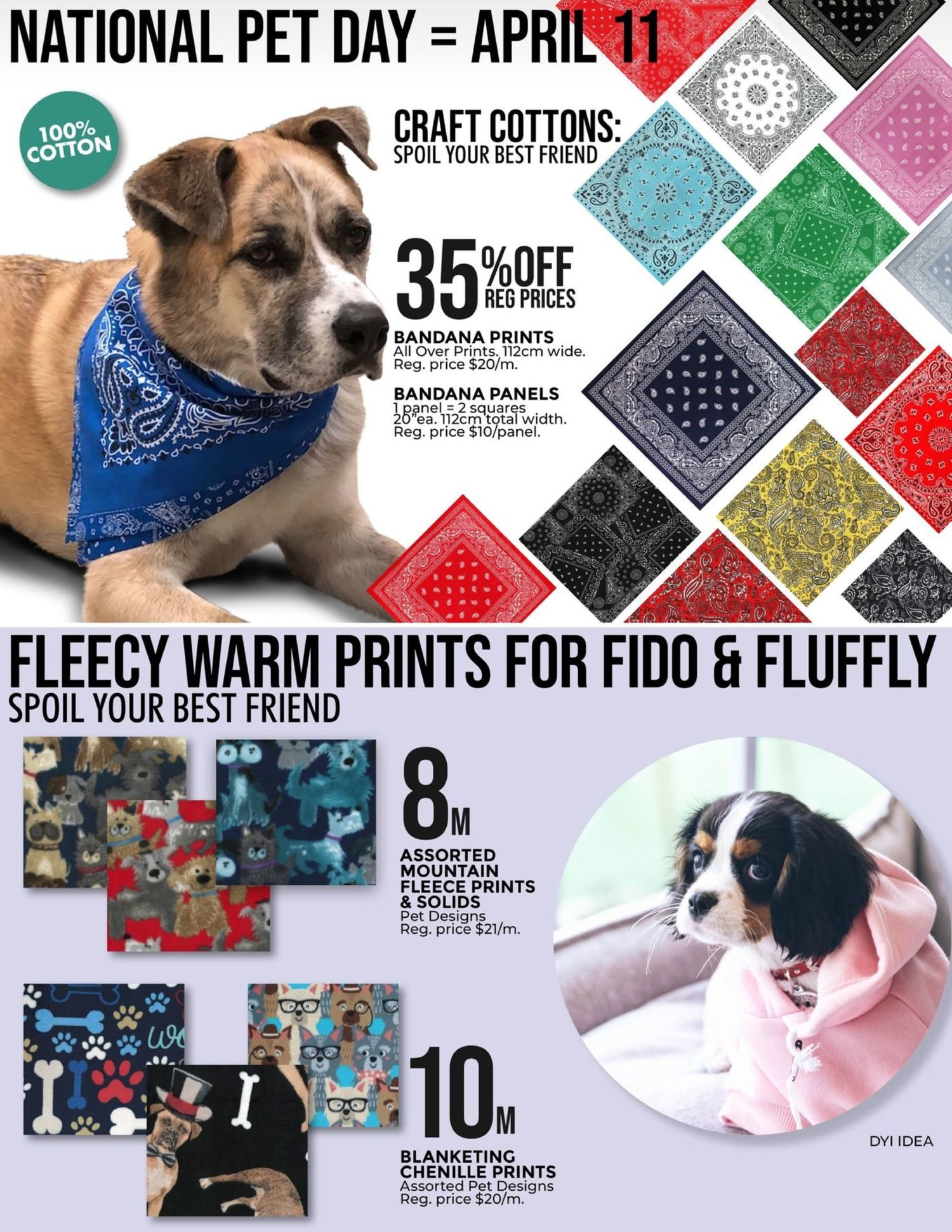 Fabricland - Monthly Offers - 53rd Birthday Sale - Page 7