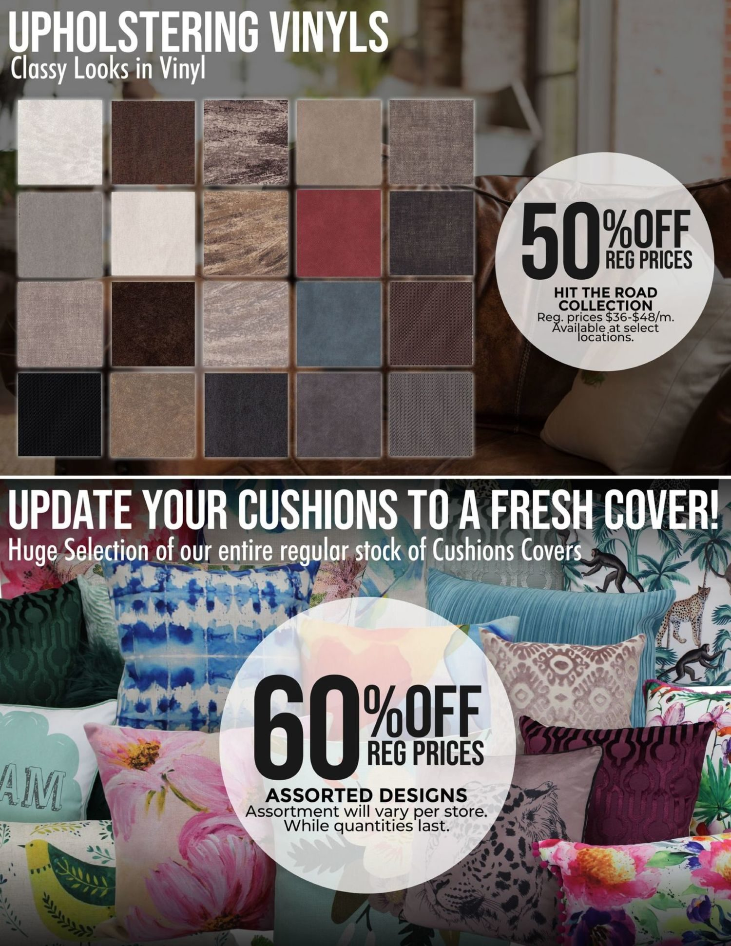 Fabricland - Monthly Offers - 53rd Birthday Sale - Page 9