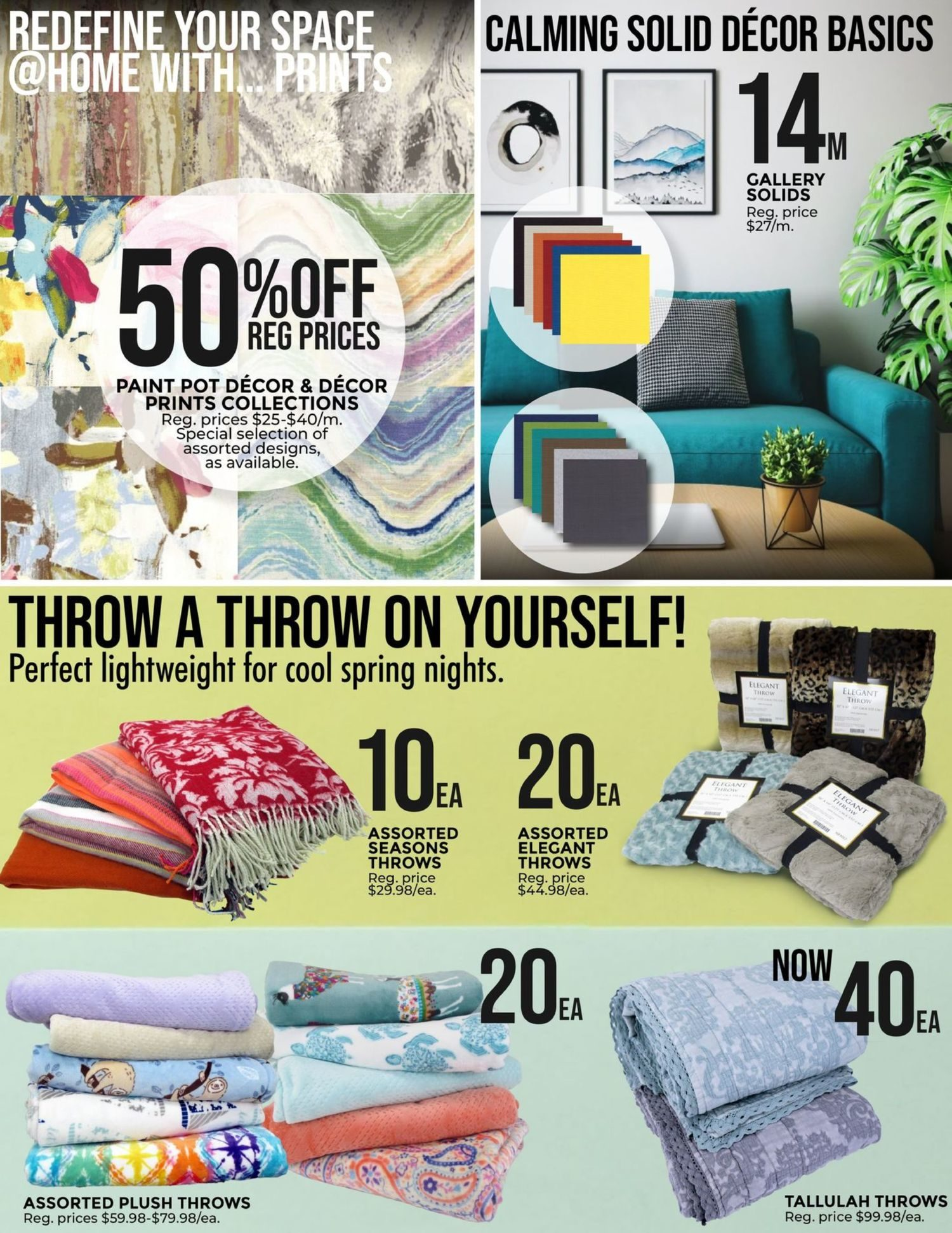 Fabricland - Monthly Offers - 53rd Birthday Sale - Page 10