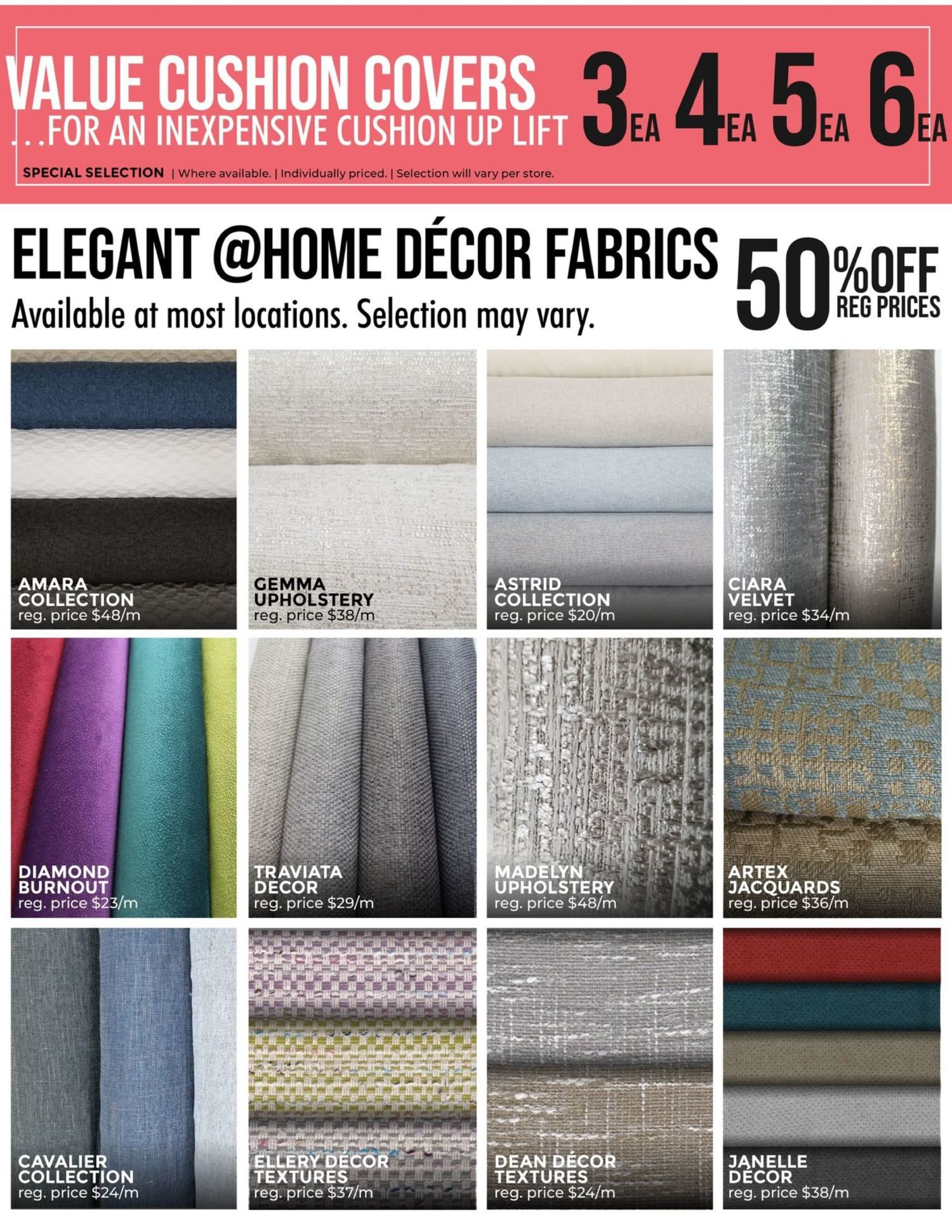 Fabricland - Monthly Offers - 53rd Birthday Sale - Page 11