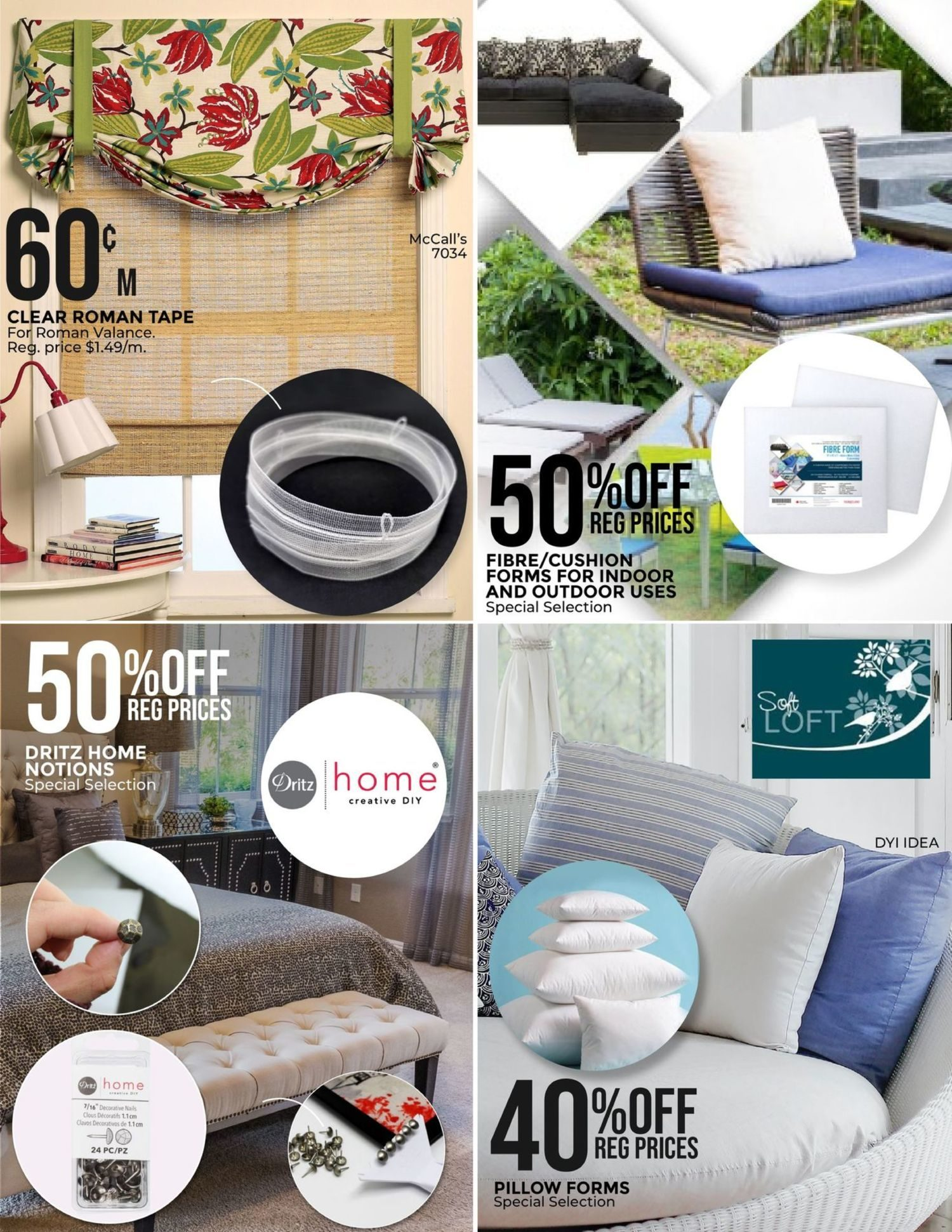 Fabricland - Monthly Offers - 53rd Birthday Sale - Page 15