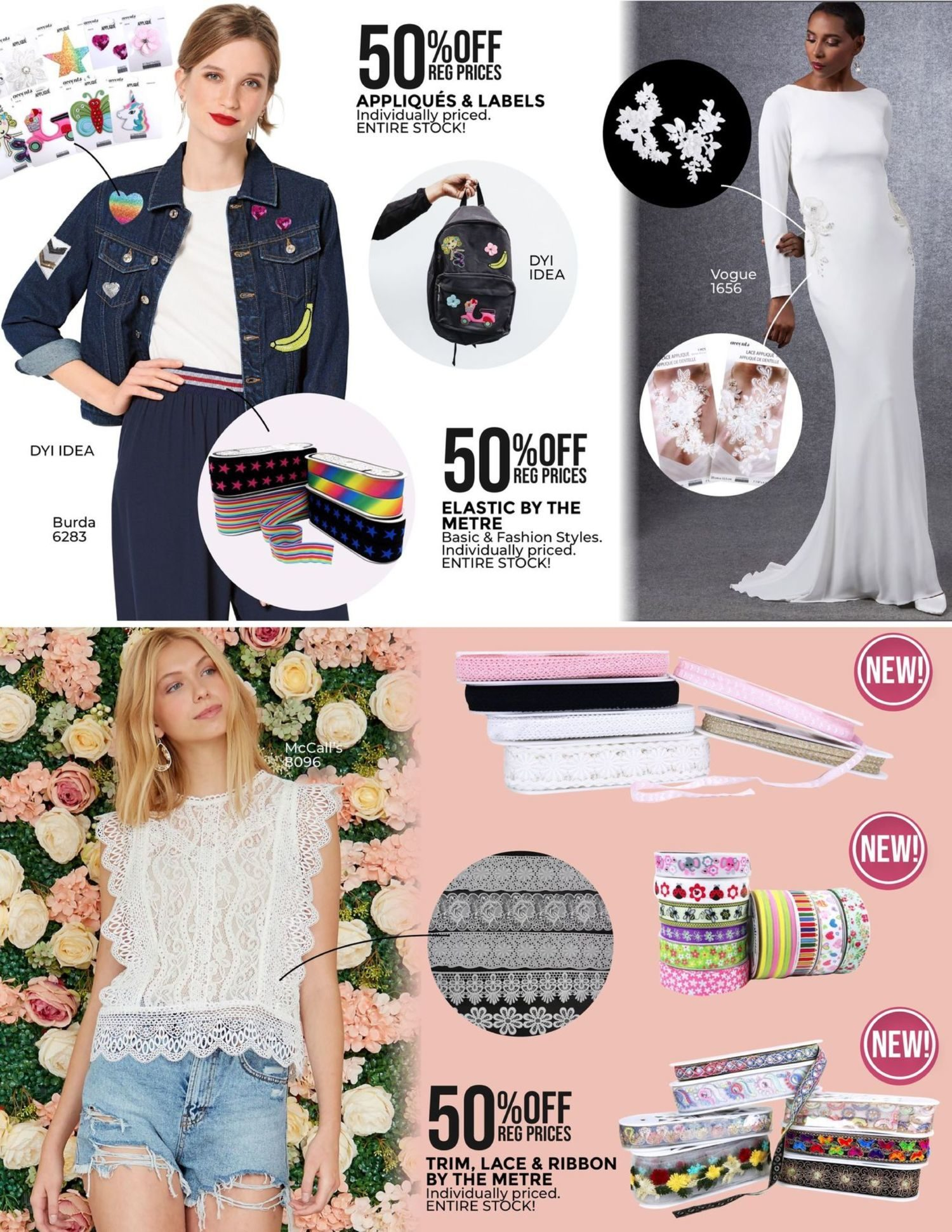 Fabricland - Monthly Offers - 53rd Birthday Sale - Page 16