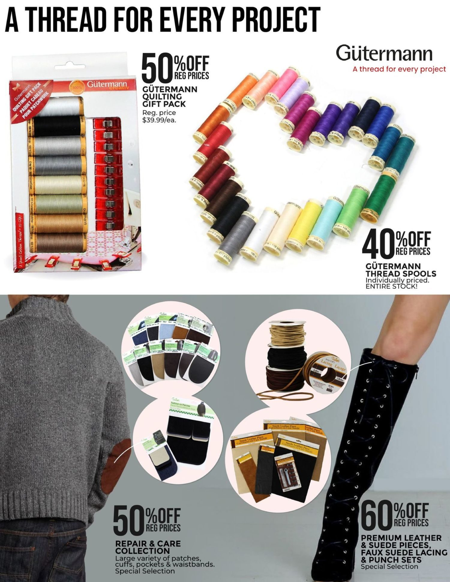 Fabricland - Monthly Offers - 53rd Birthday Sale - Page 17