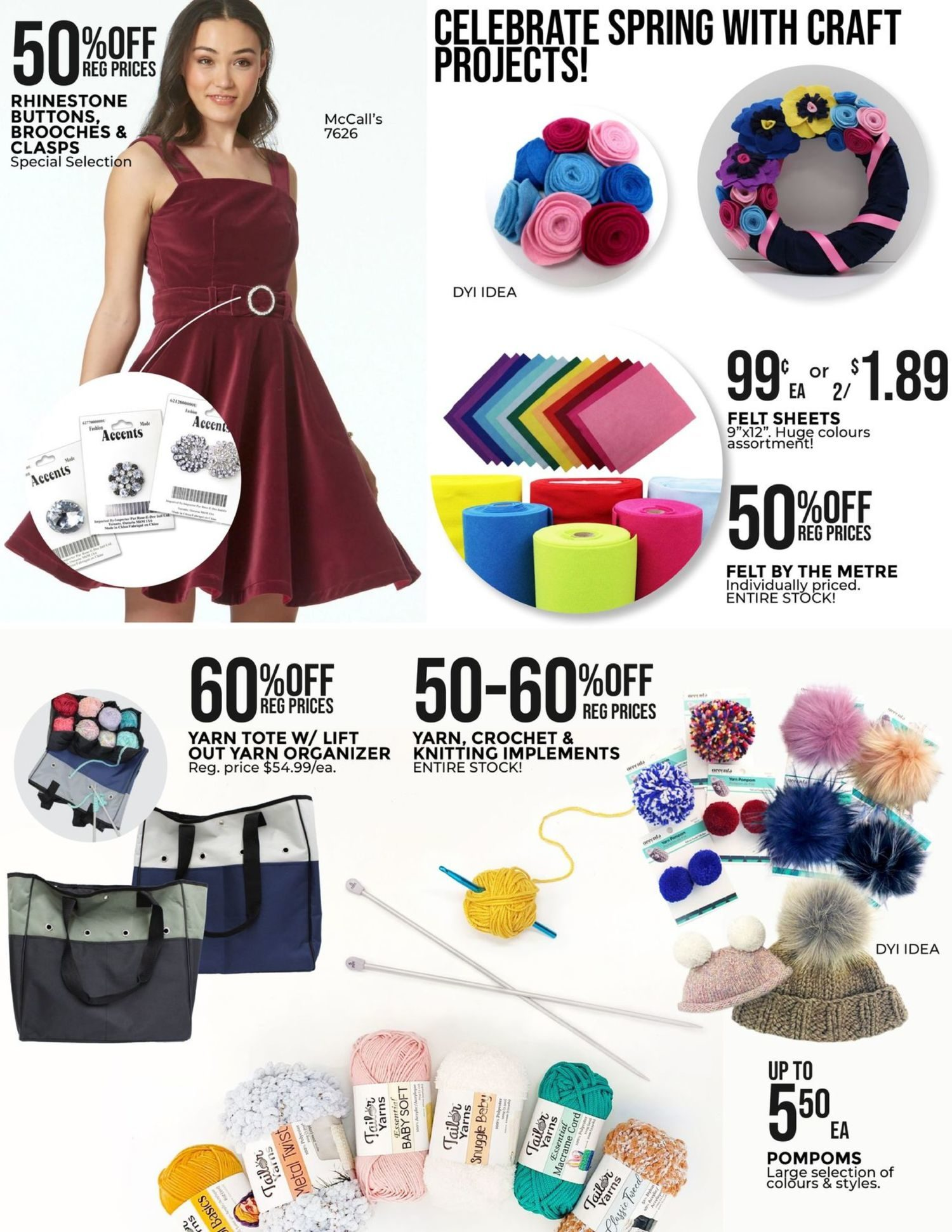 Fabricland - Monthly Offers - 53rd Birthday Sale - Page 18