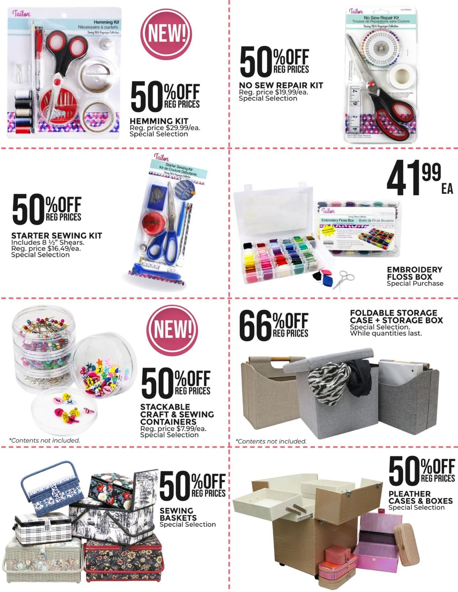 Fabricland - Monthly Offers - 53rd Birthday Sale - Page 22